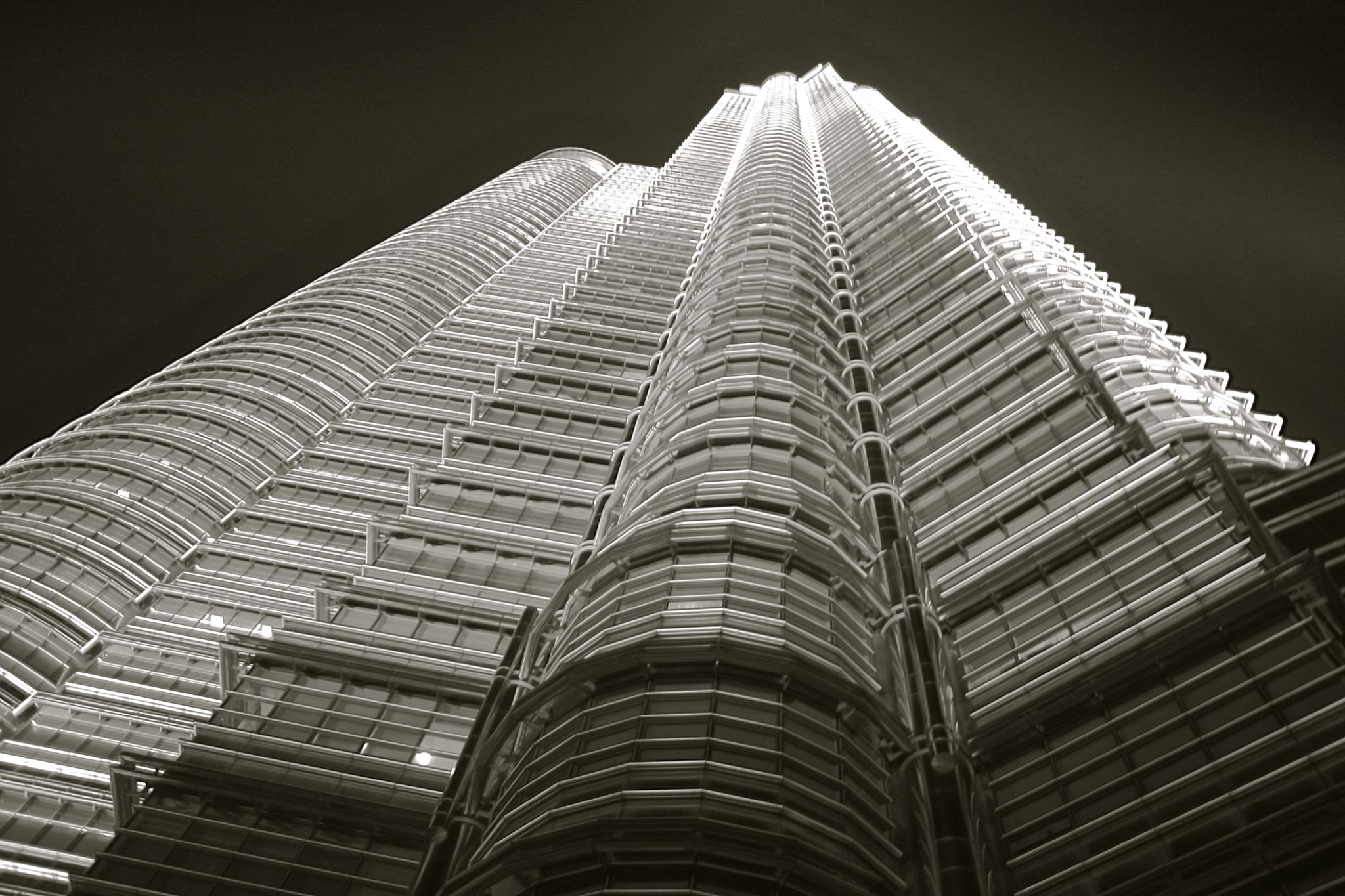 Petronas by CareyCarter