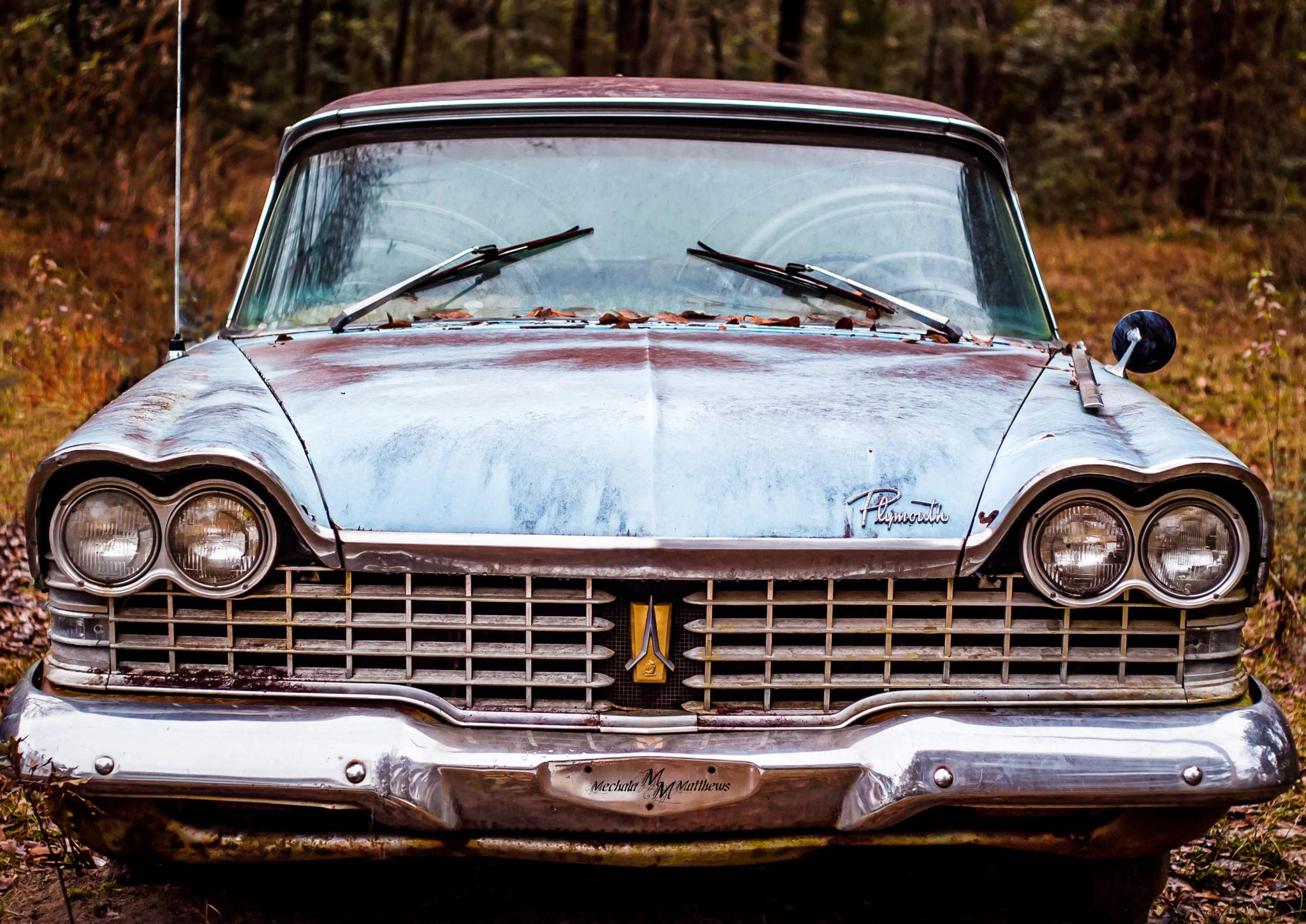 Old Plymouth by Photos by Mechala