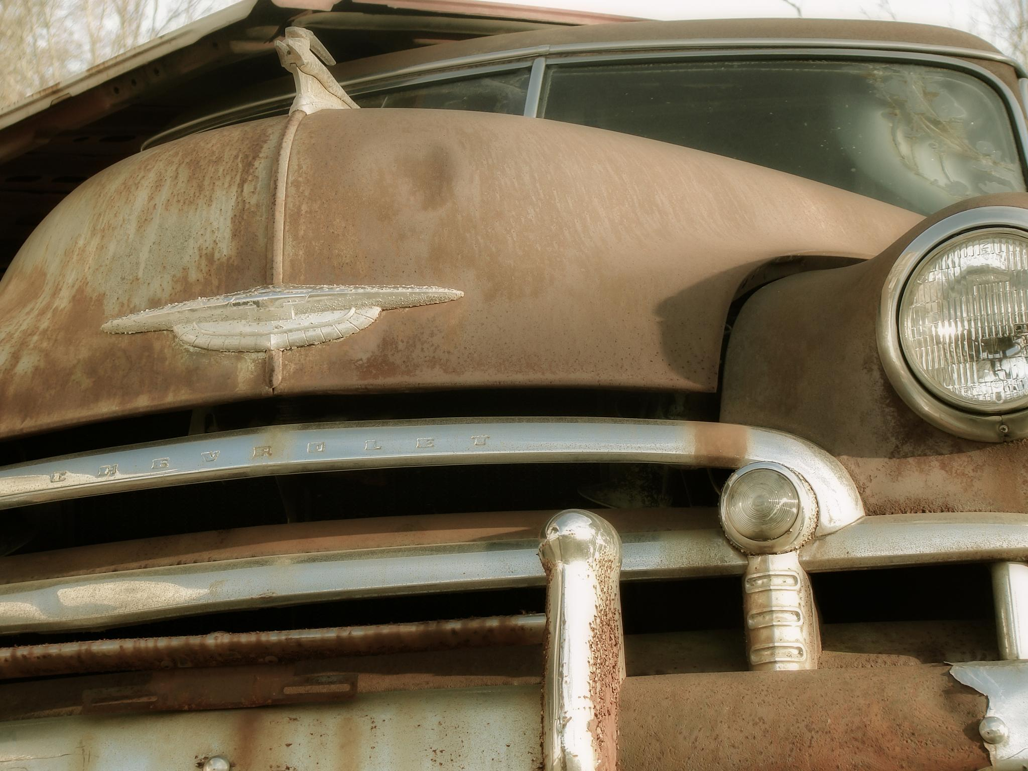 Chevrolet Deluxe by Eugene Campbell
