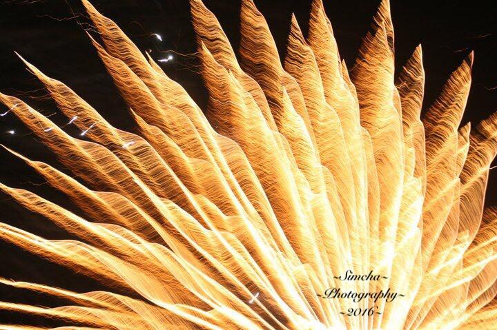 Binyamina Fireworks 63 years old Israeli Independence by simcha.kimsey