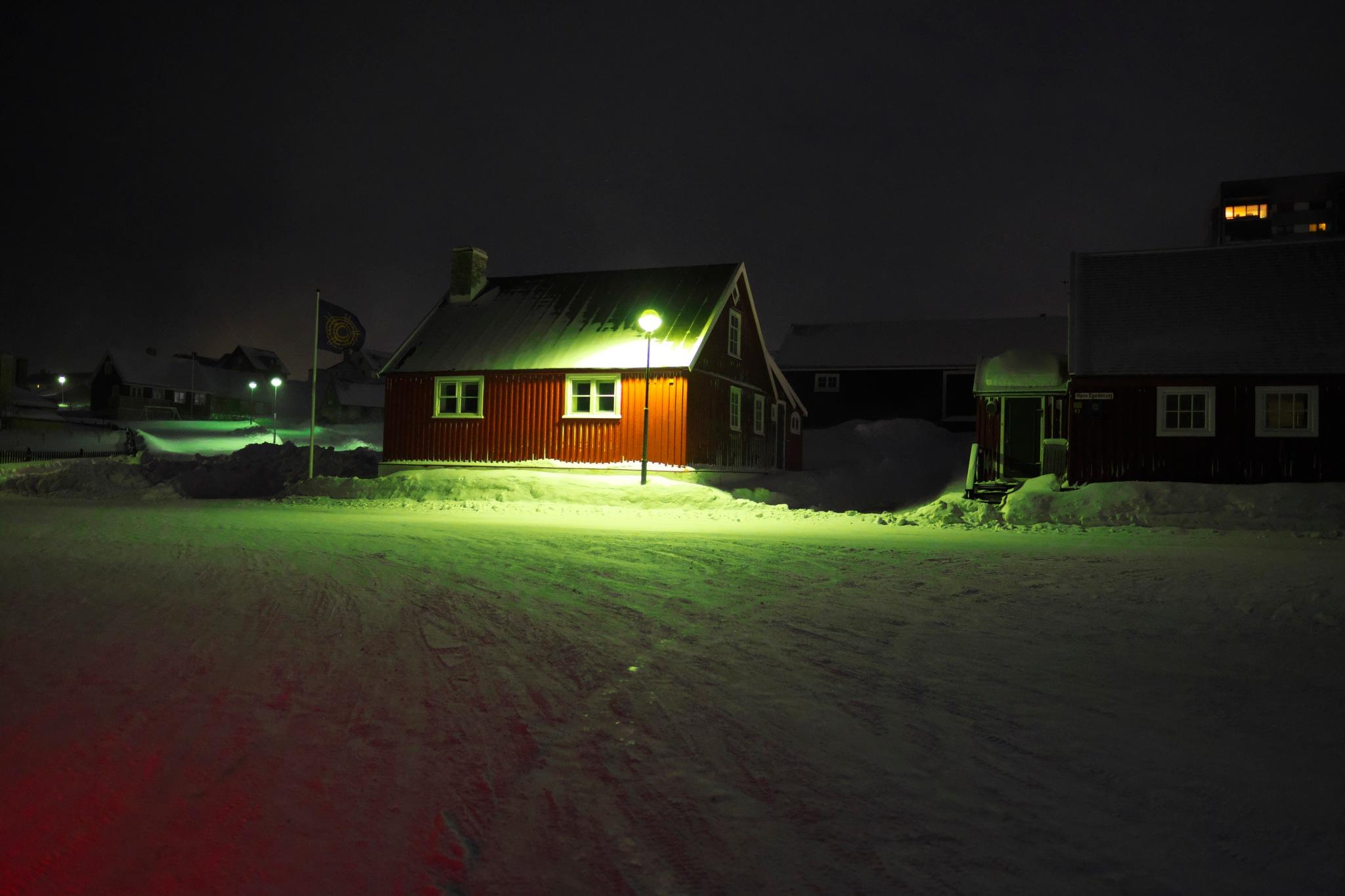 kolonihavn by night 20 marts by Tom Augo Lynge