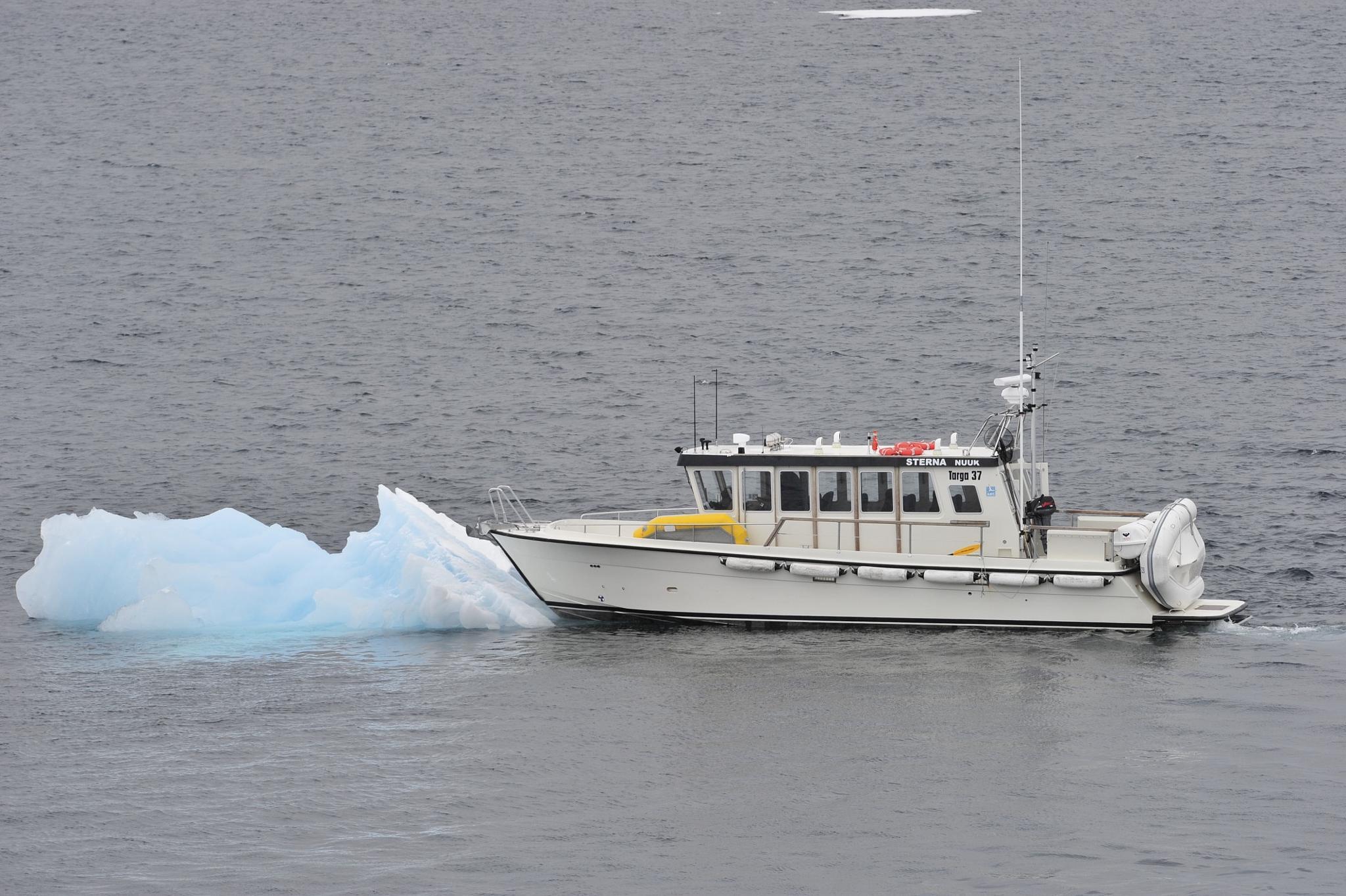 charterboat Nuuk by Tom Augo Lynge