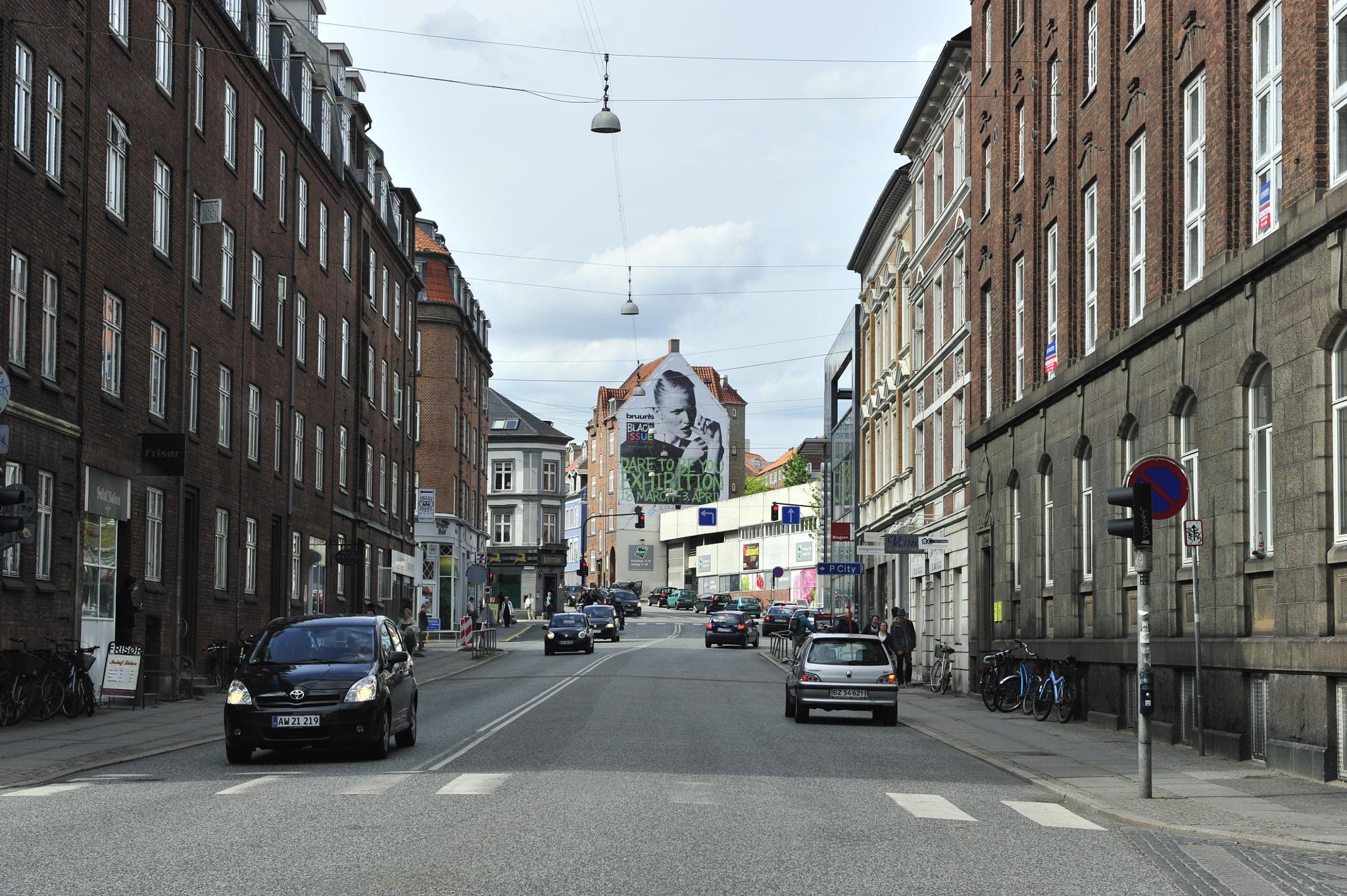 Århus Denmark by Tom Augo Lynge