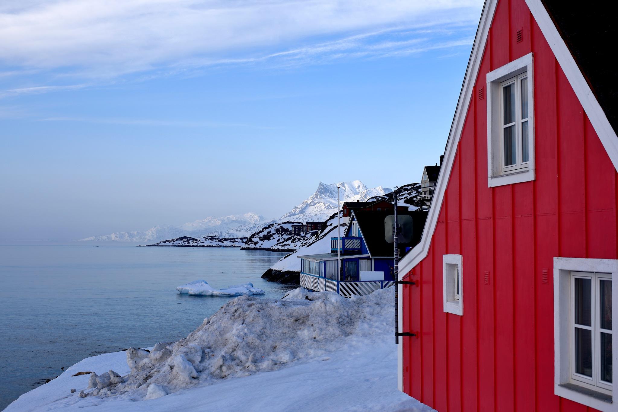 vores smukke fjord.6 maj. by Tom Augo Lynge