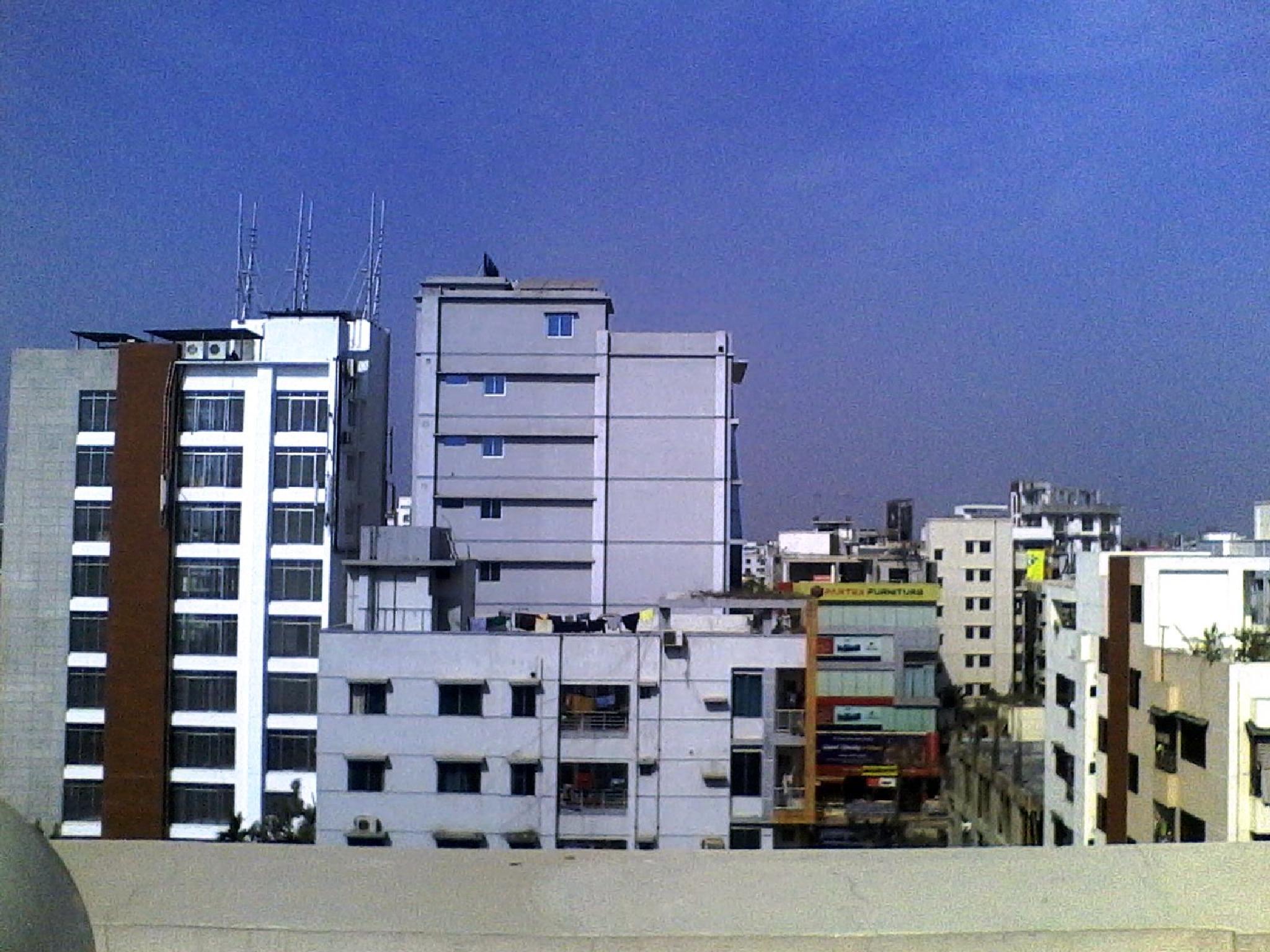Neighborhood by Tawfiq Chowdhury