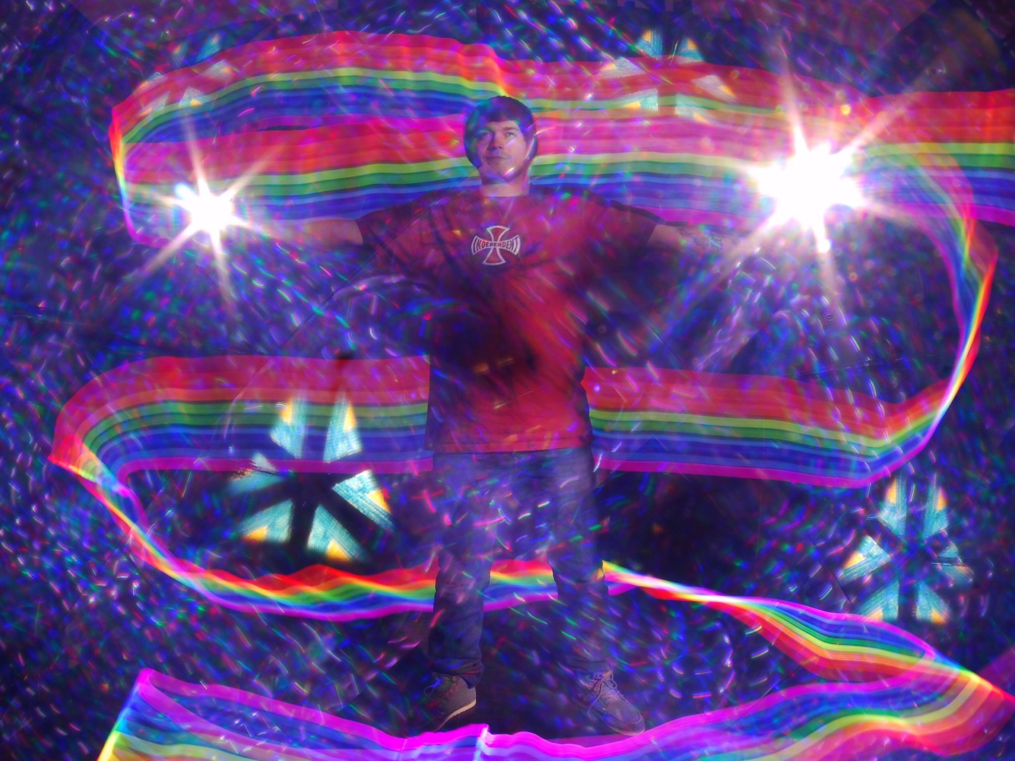 Spectrascopic by JamesdeLunaLightpainting