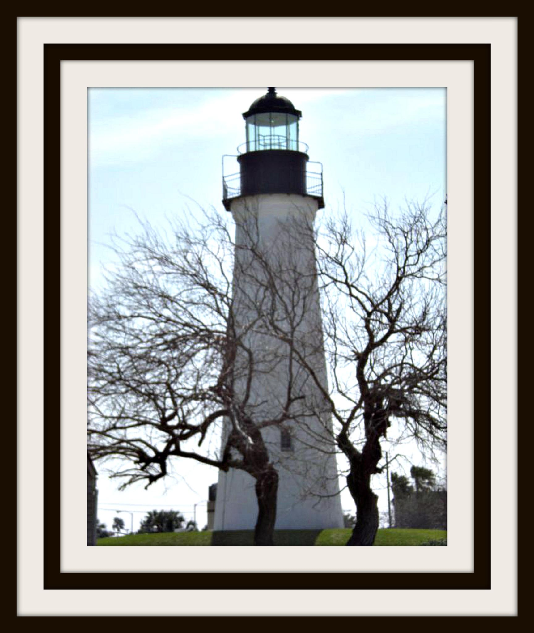 PORT ISABEL TX LIGHTHOUSE by bechcomber444