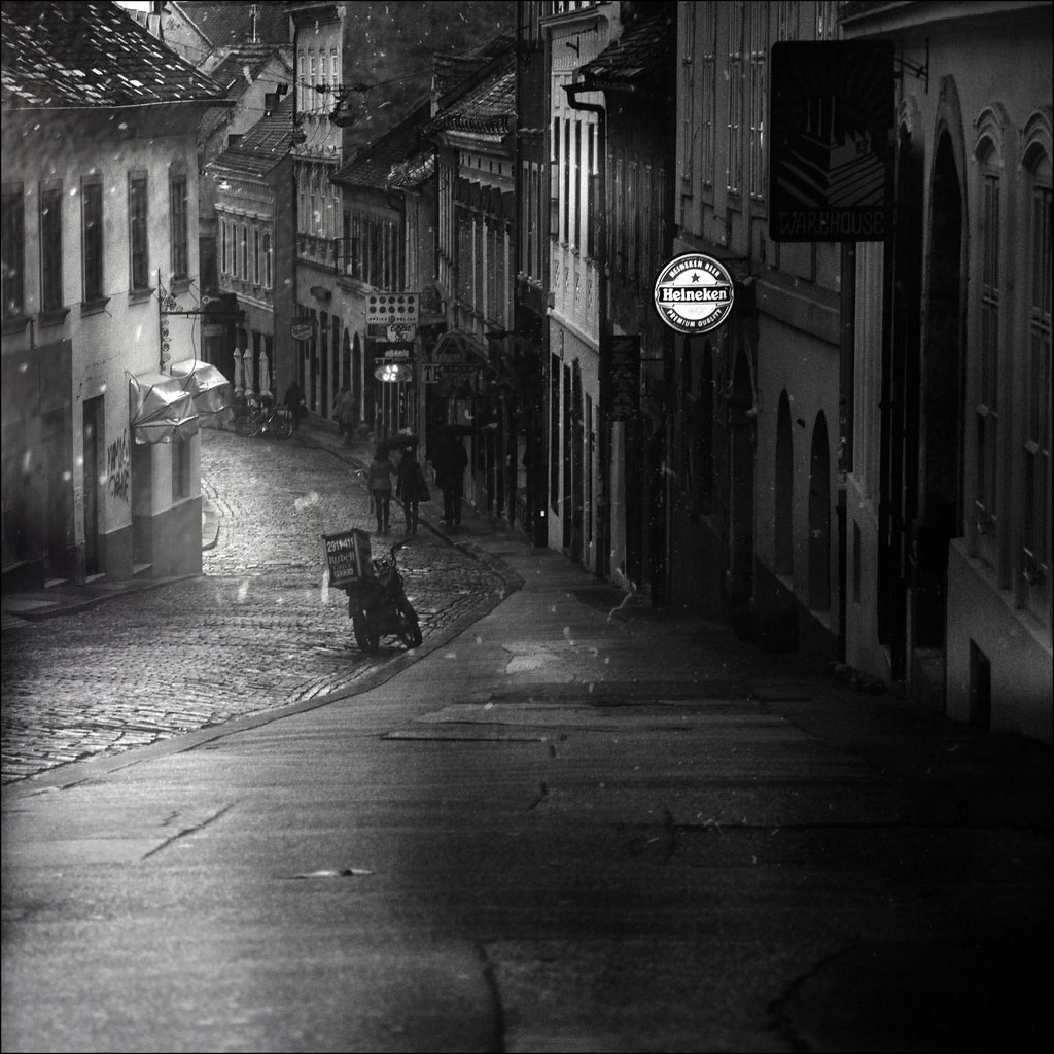 Zagreb by Vesna Stojkovic
