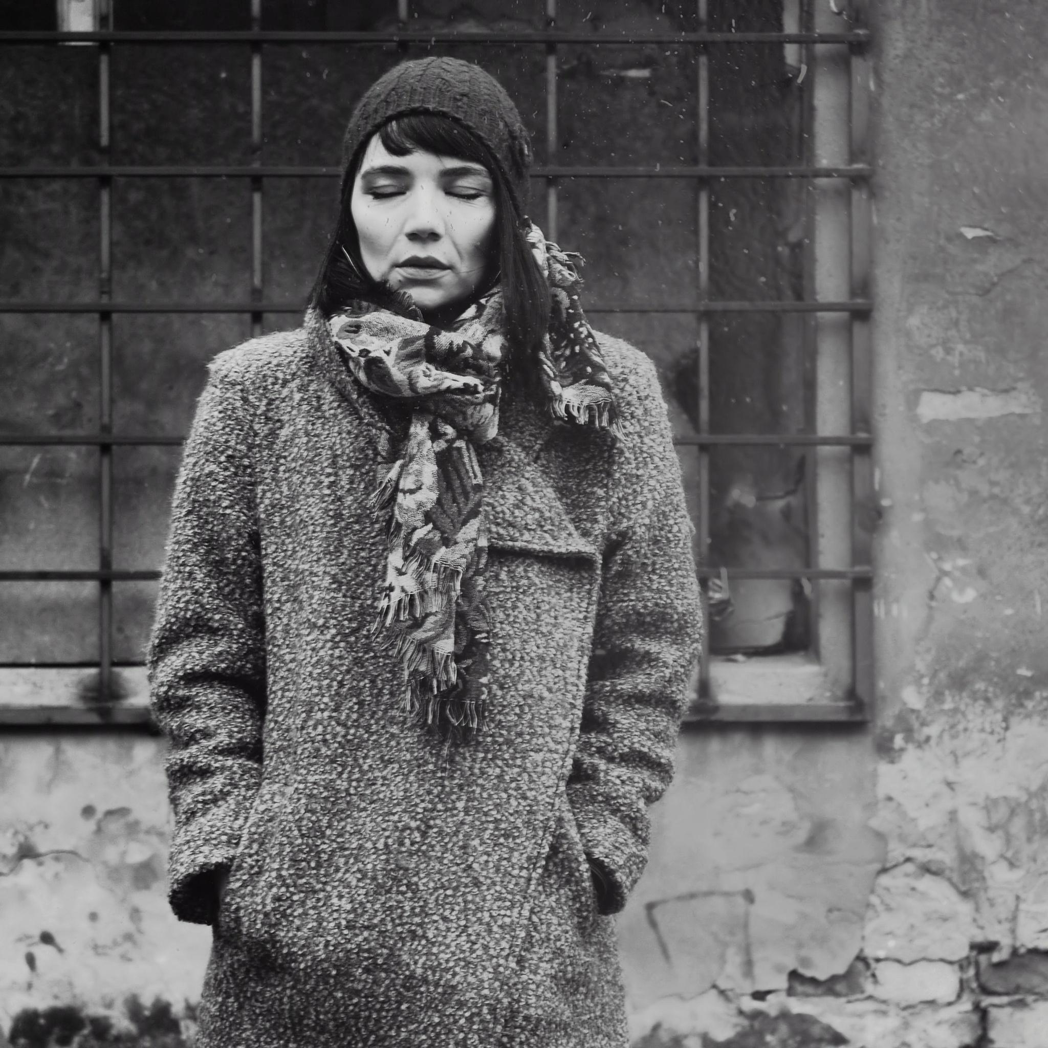 inside the winter dream  by Vesna Stojkovic