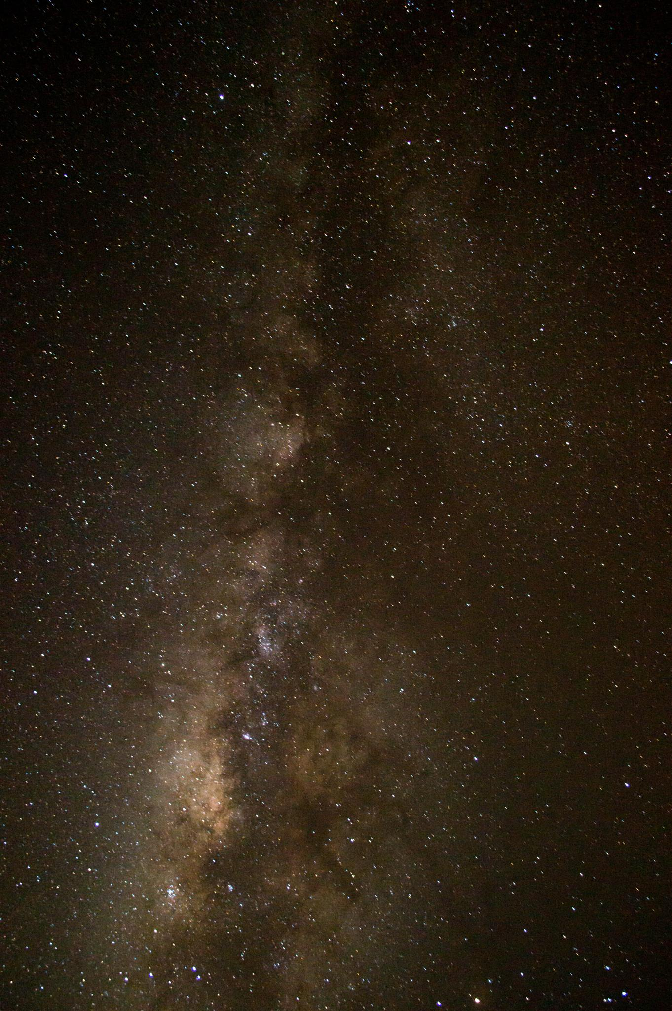 Milky way from Gili Trawangan by BenLeenders