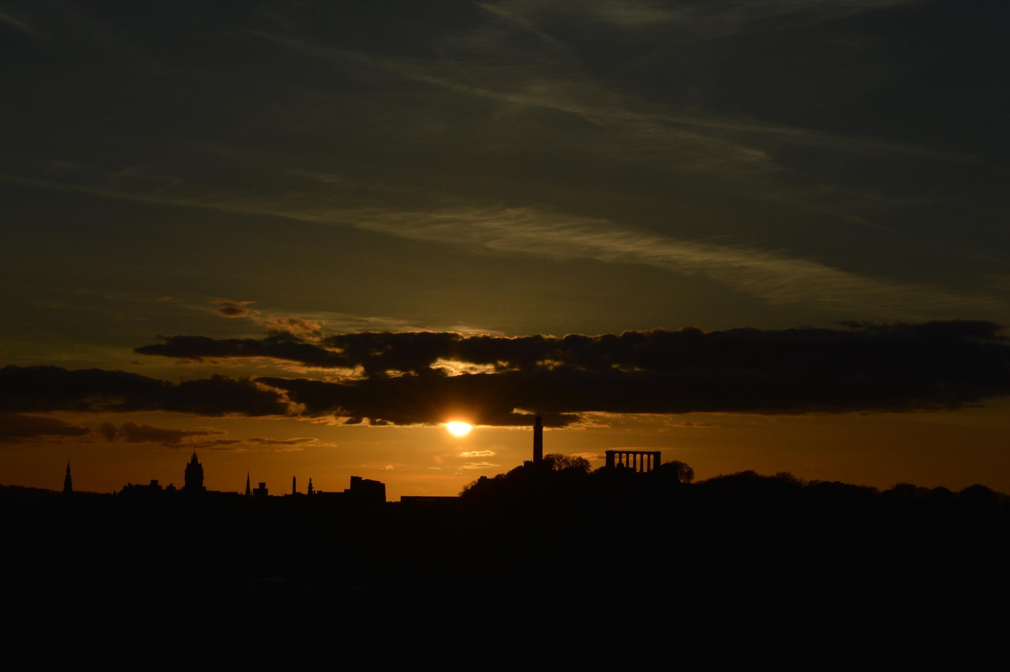 Edinburgh by PhotoStysio