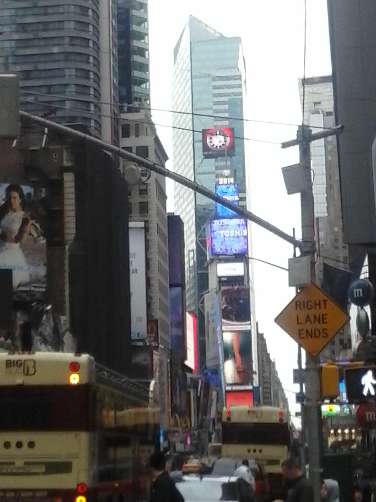 Time Square by deniseshull.hardenburg
