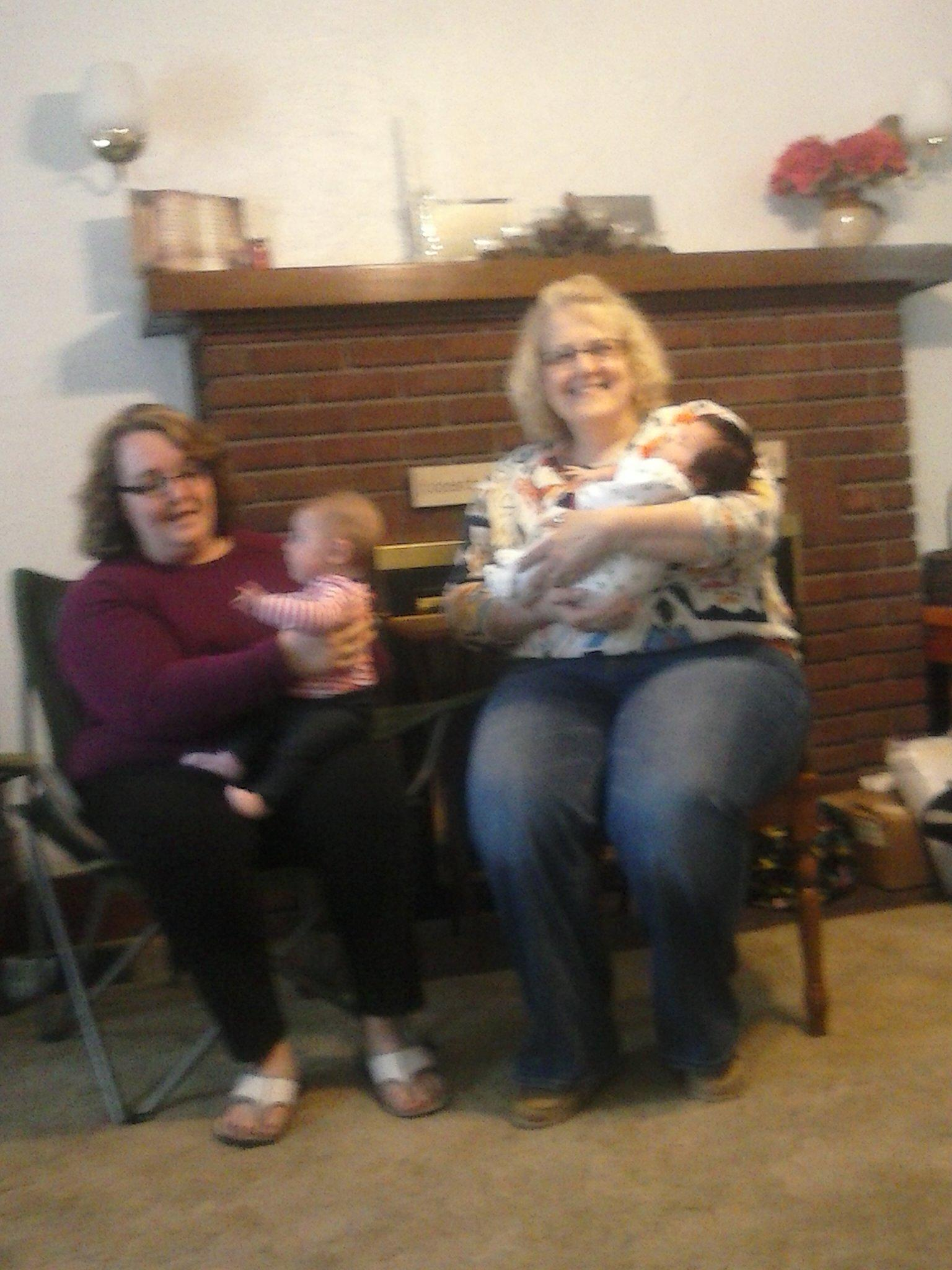 Three generations by deniseshull.hardenburg