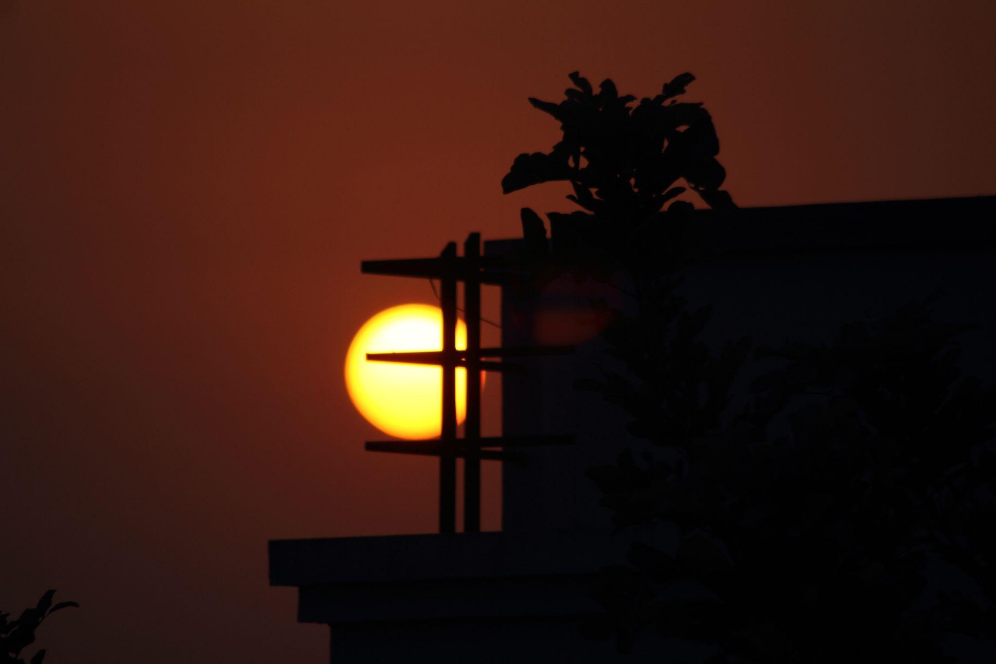 Captured Sun by Priyank J Mehta