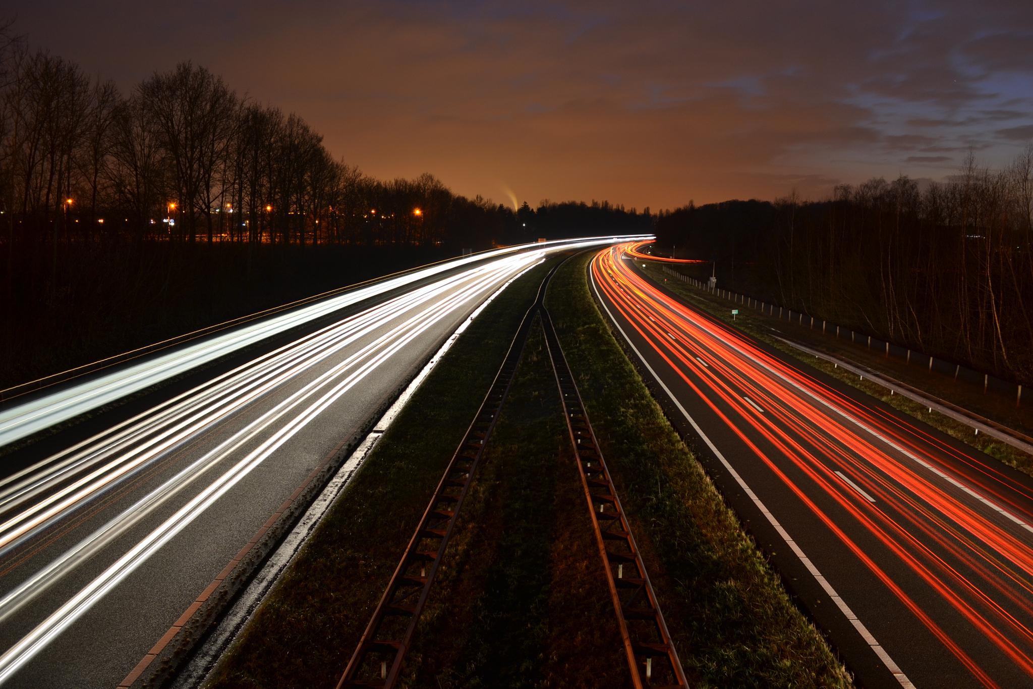 Highway by ellenderks