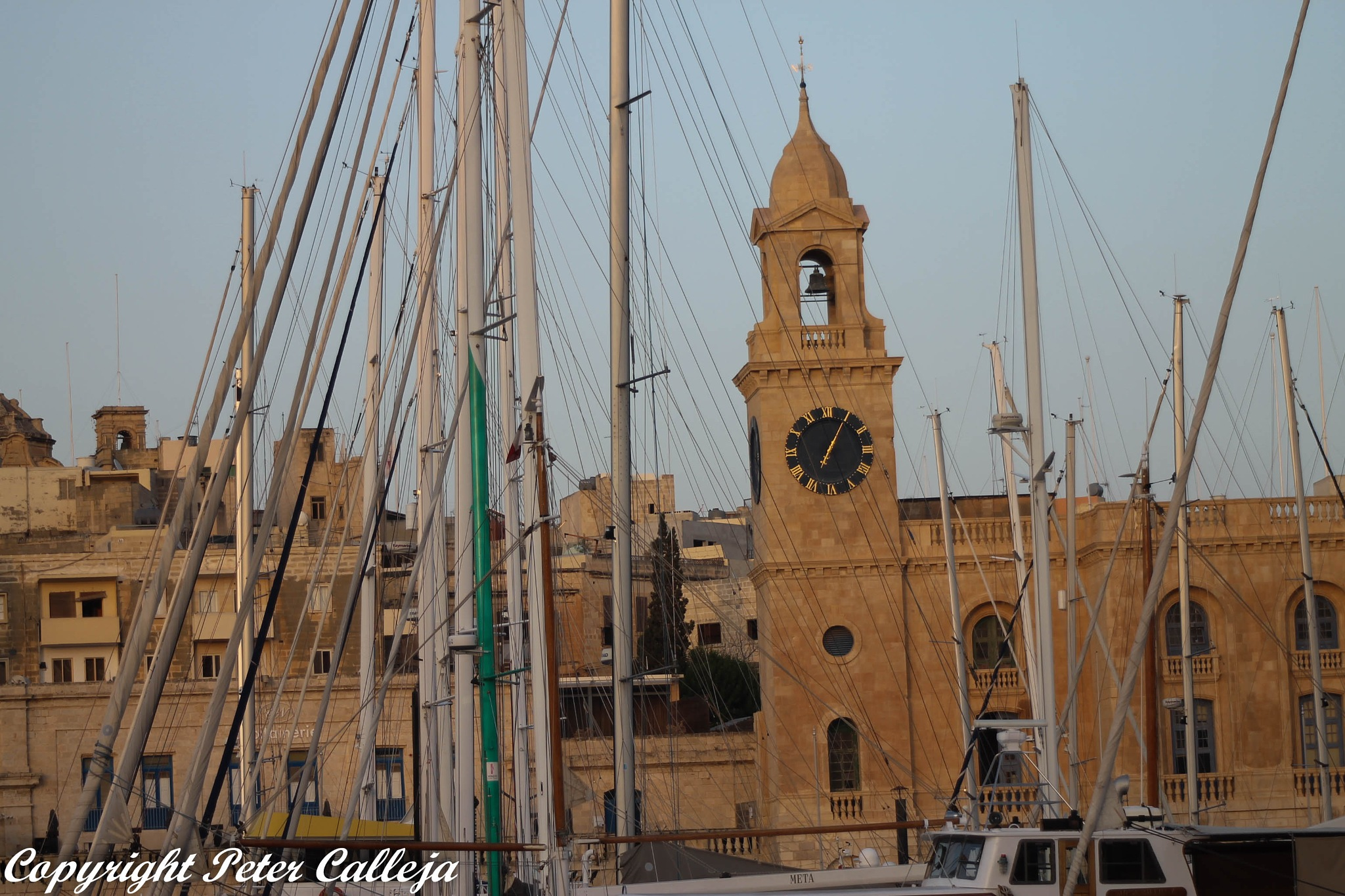 Masts & Towers by Peter Calleja