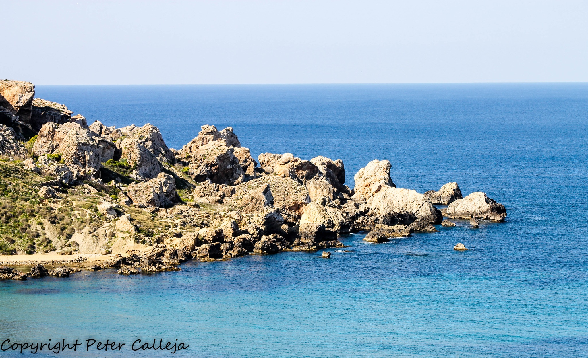 Malta in March by Peter Calleja