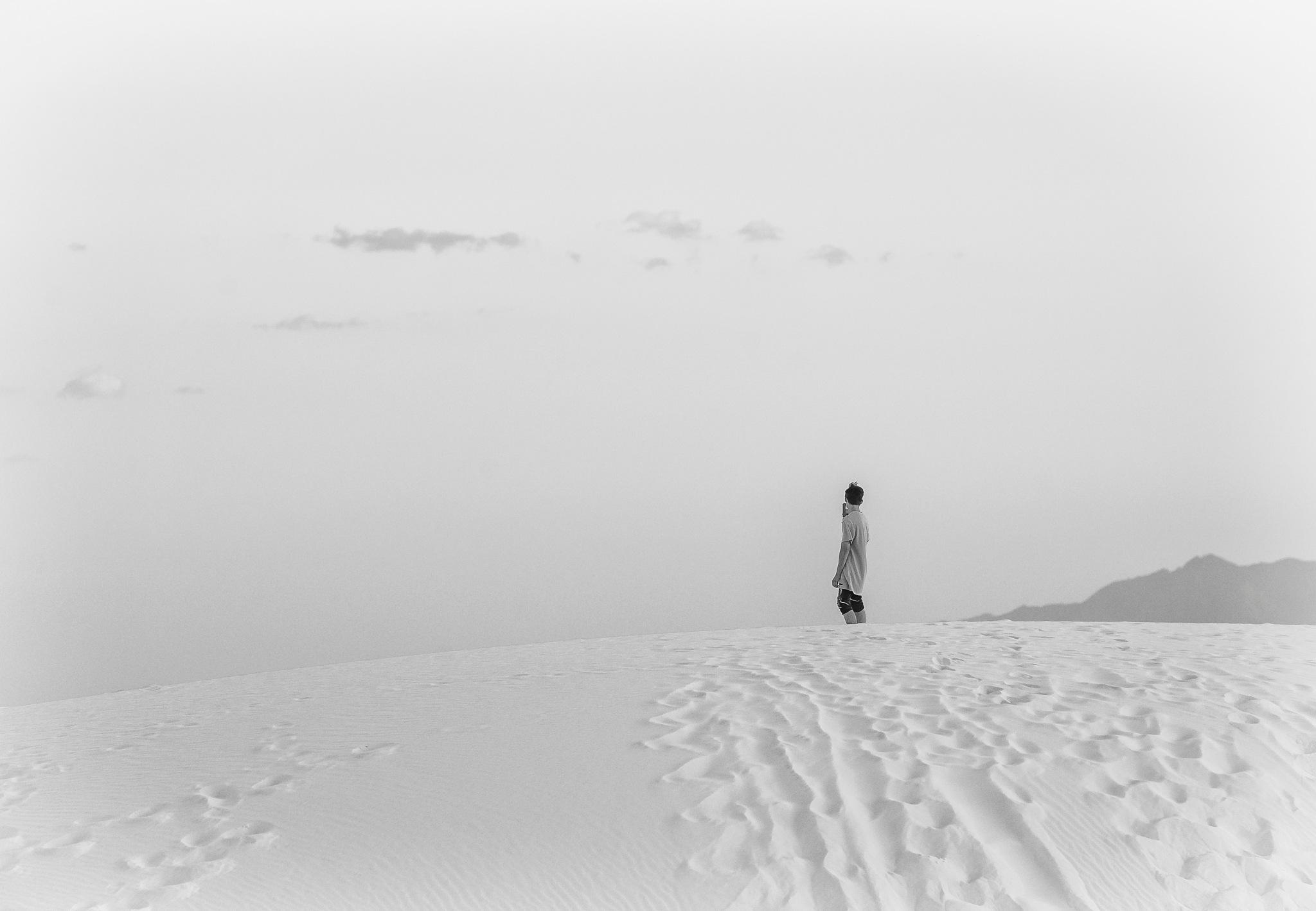 distant by Michael Scott