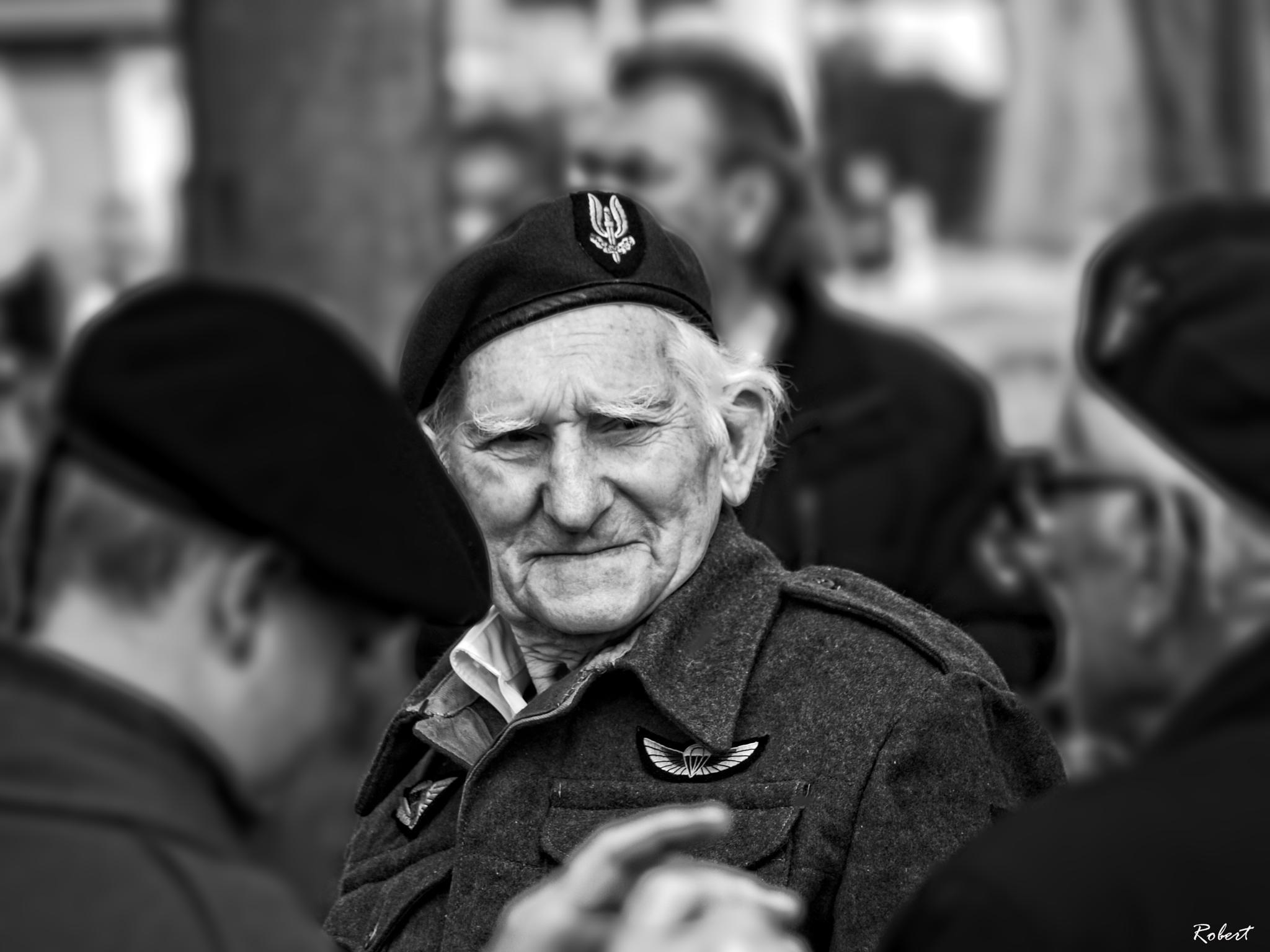 Worldwar 2 Veteran... by Robert