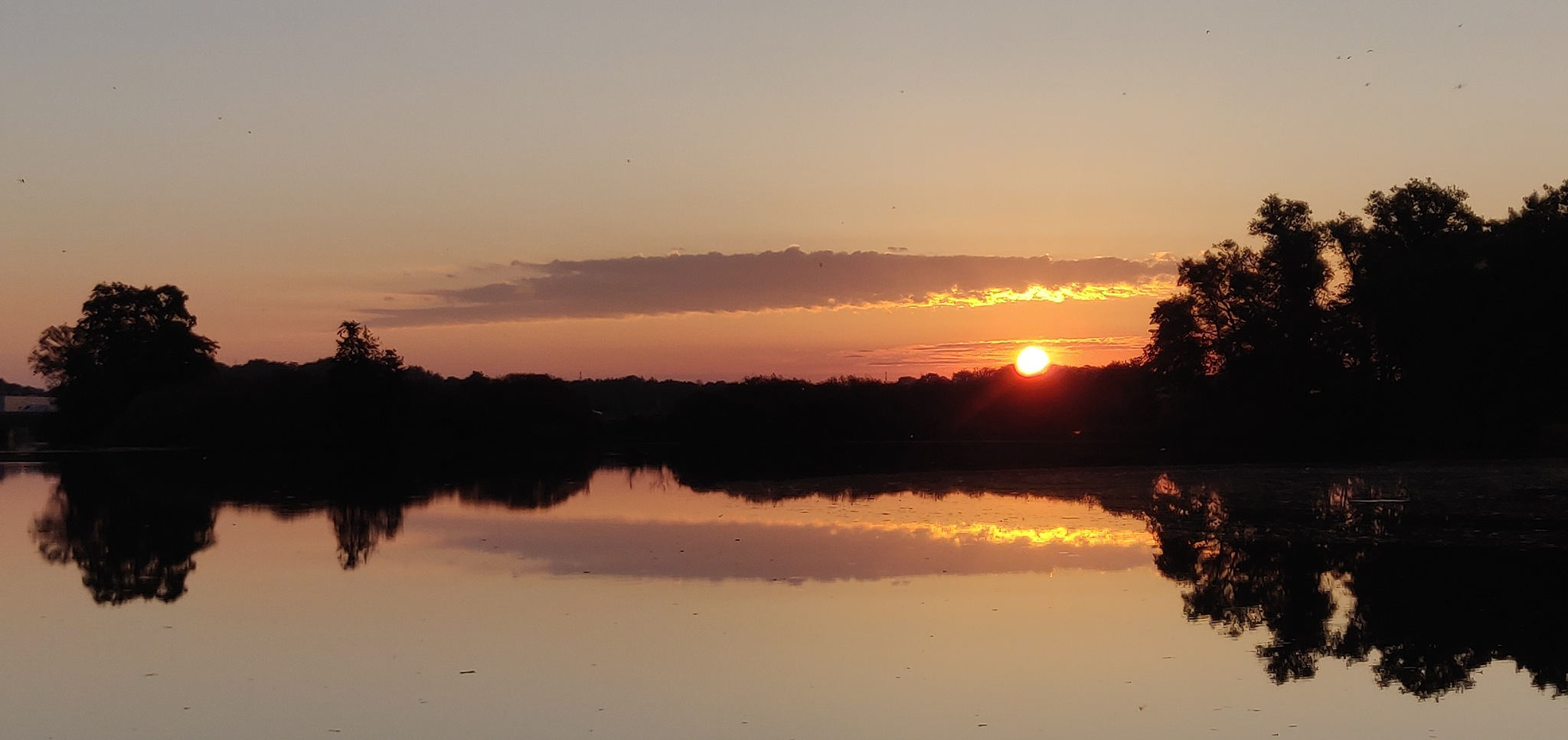 Sunrise... by Robert