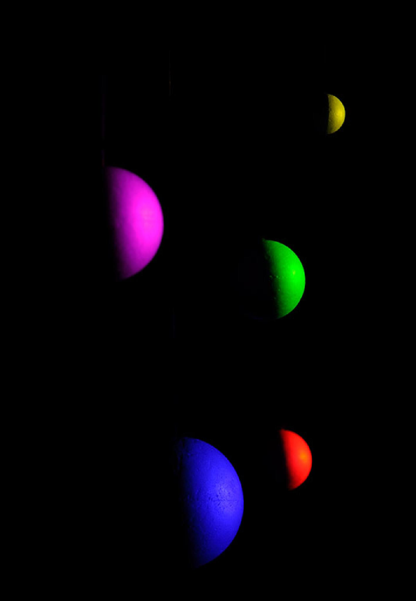 Photo in Abstract #color filters #lighting #studio