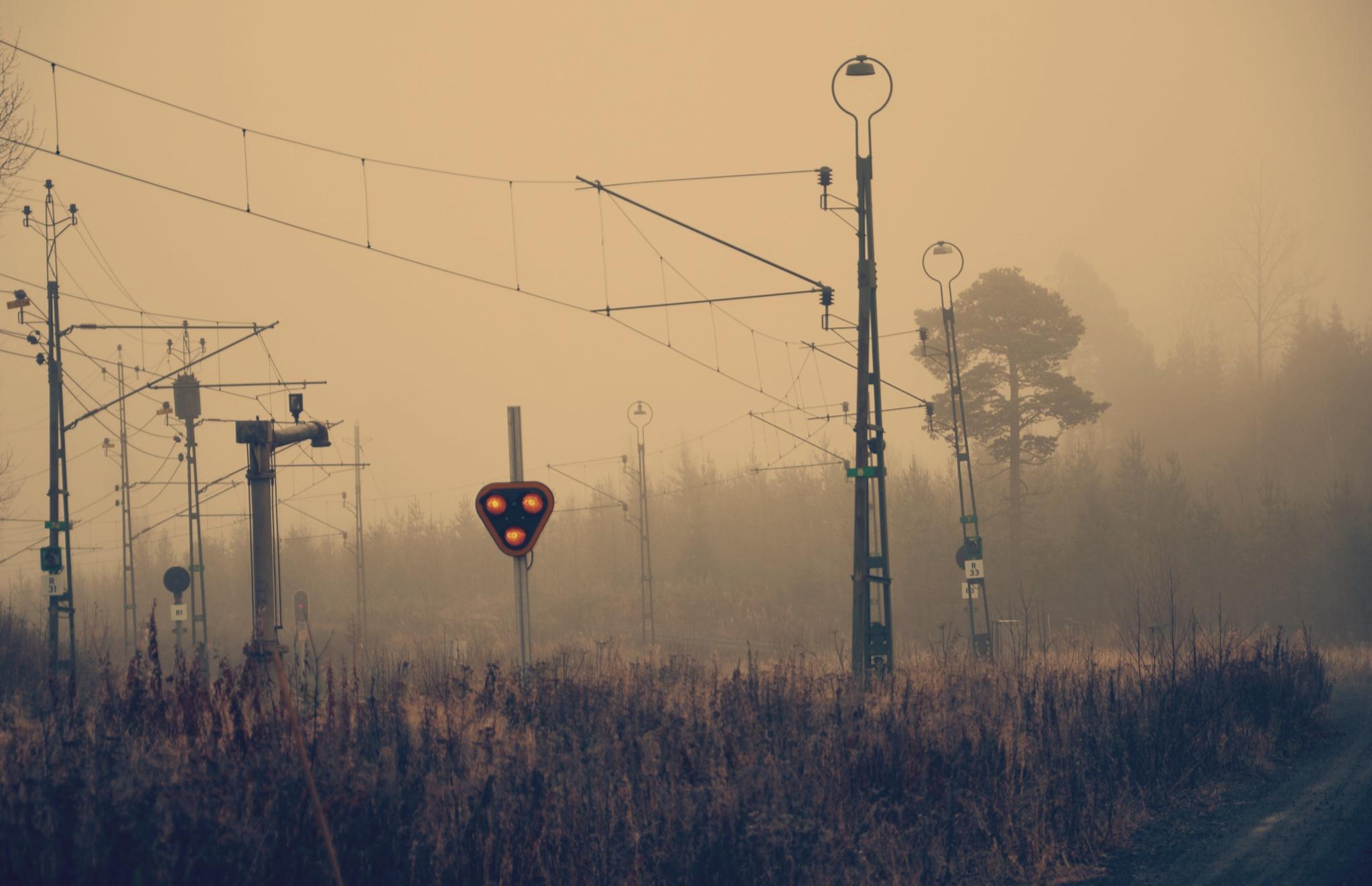 Järn vägen. by natalja.rybakova