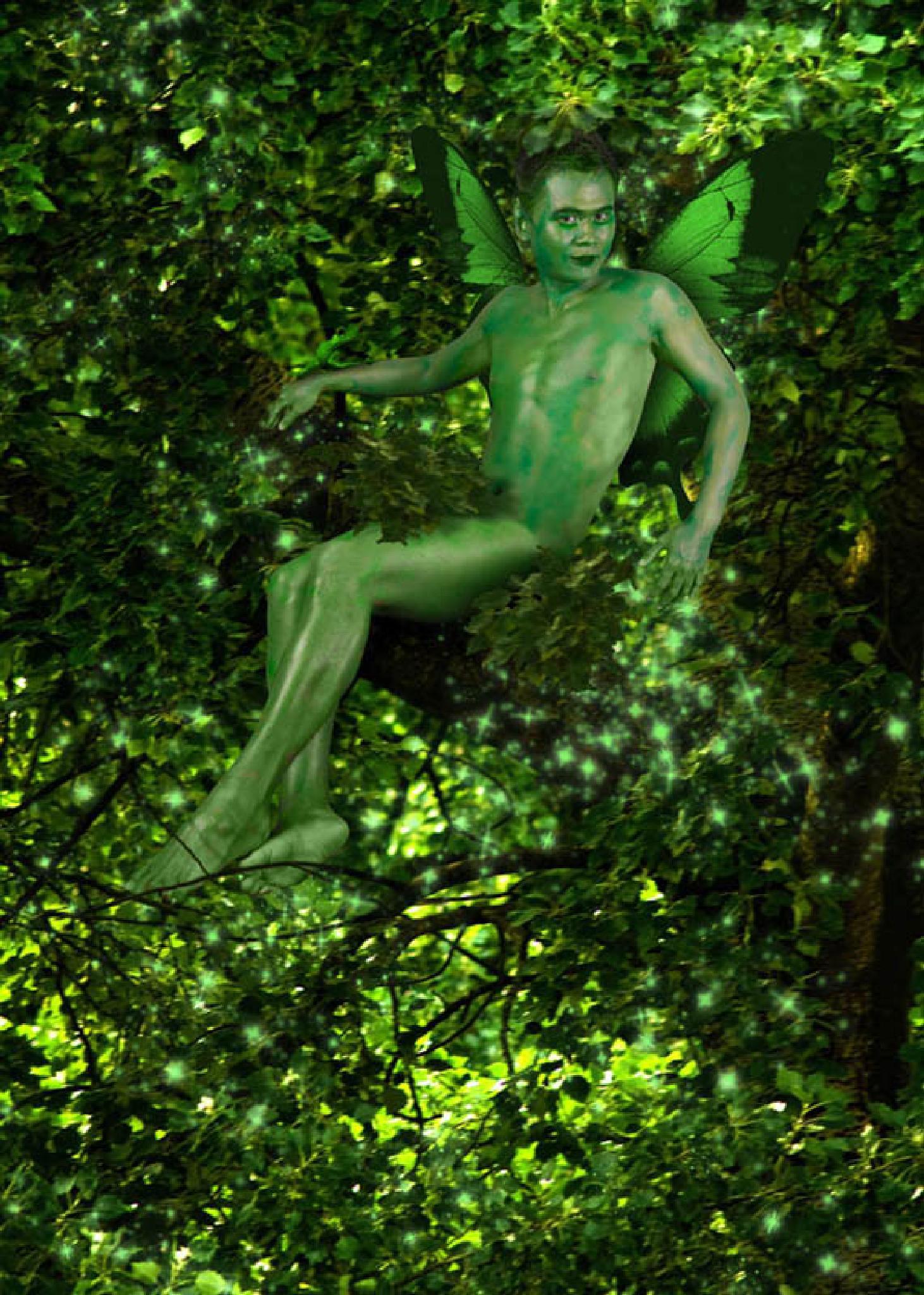 Mr Green by harald.seiwert