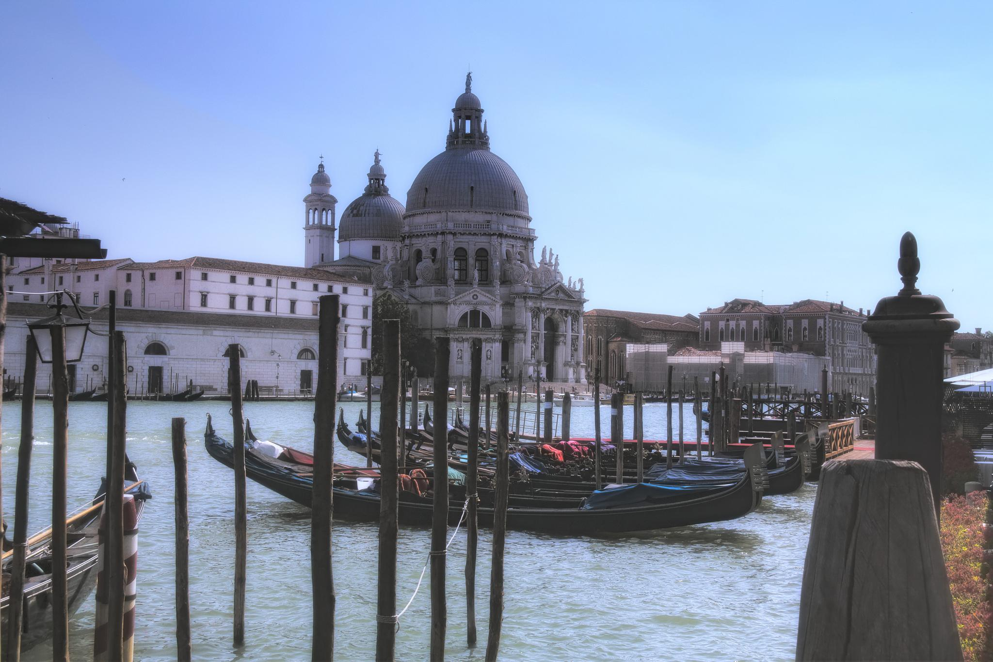 Venice, Canale Grande by harald.seiwert