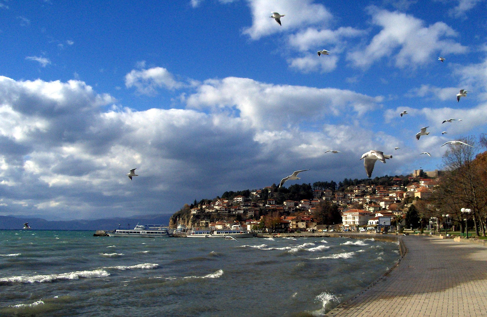 Ohrid by dimce.korunoski