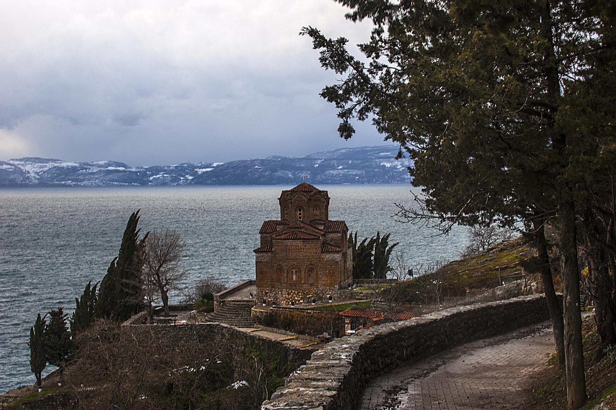 St. Jovan - Kaneo by dimce.korunoski