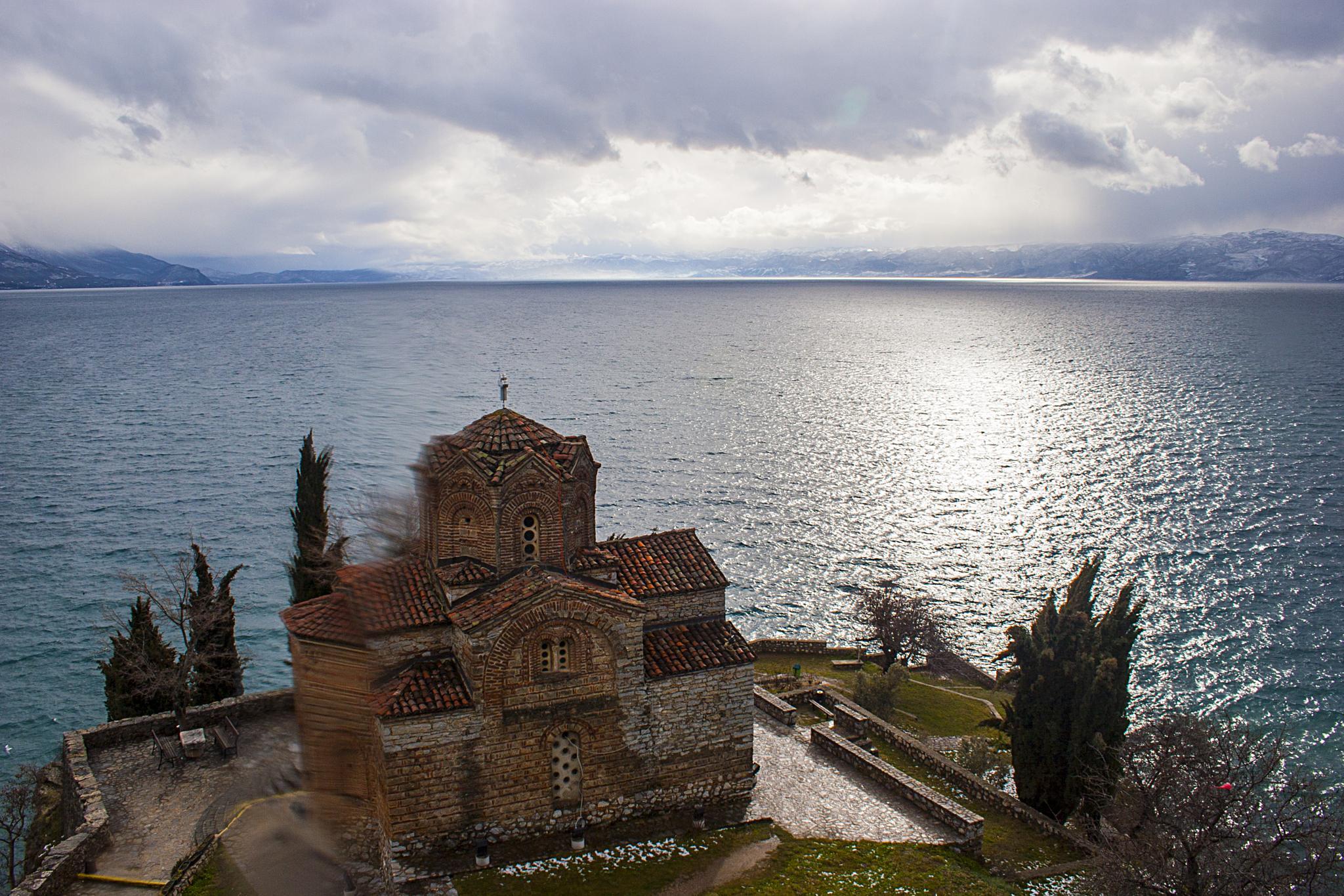 St. Jovan - Kaneo 4 by dimce.korunoski