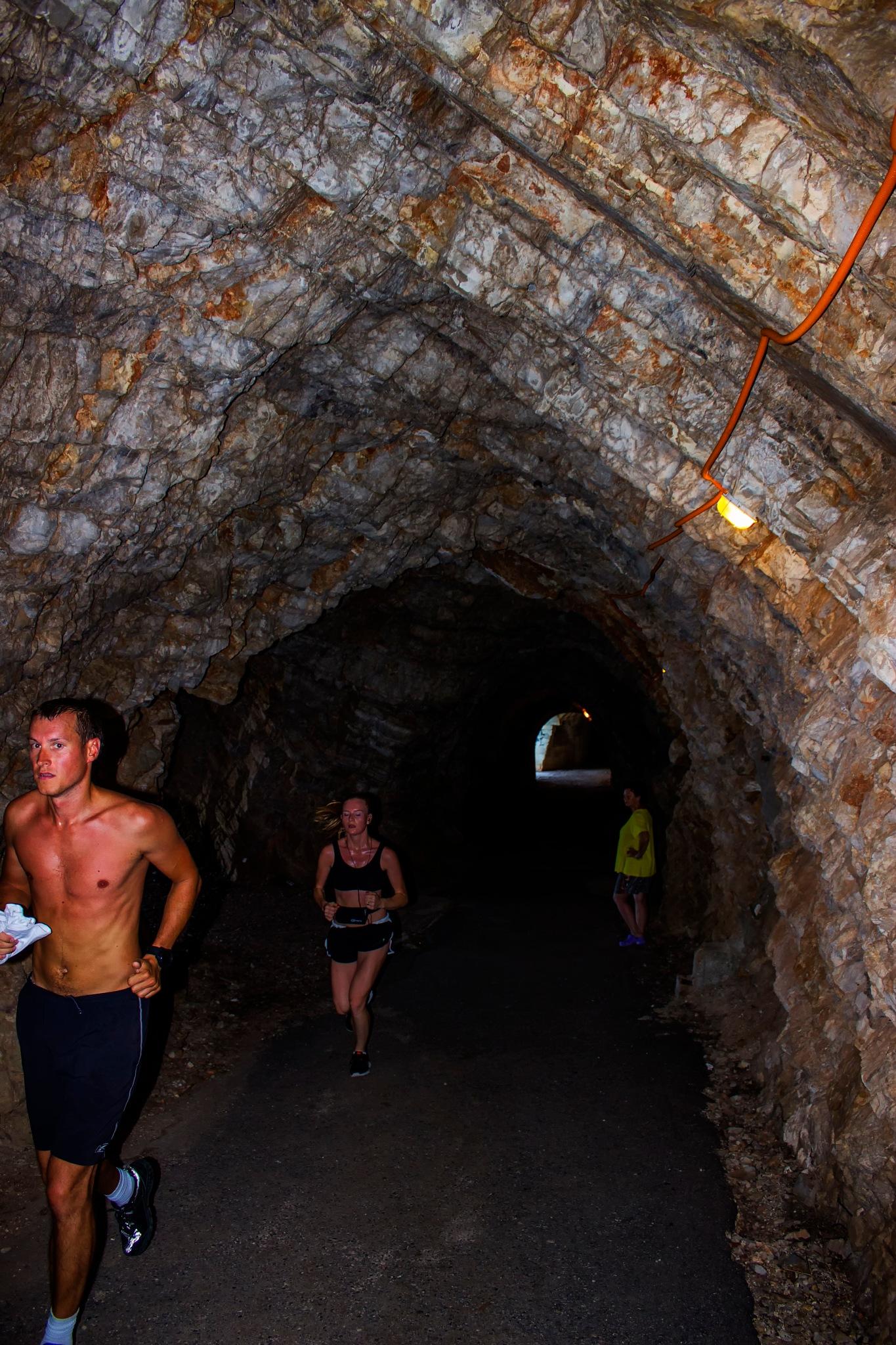 In the tunnel by dimce.korunoski