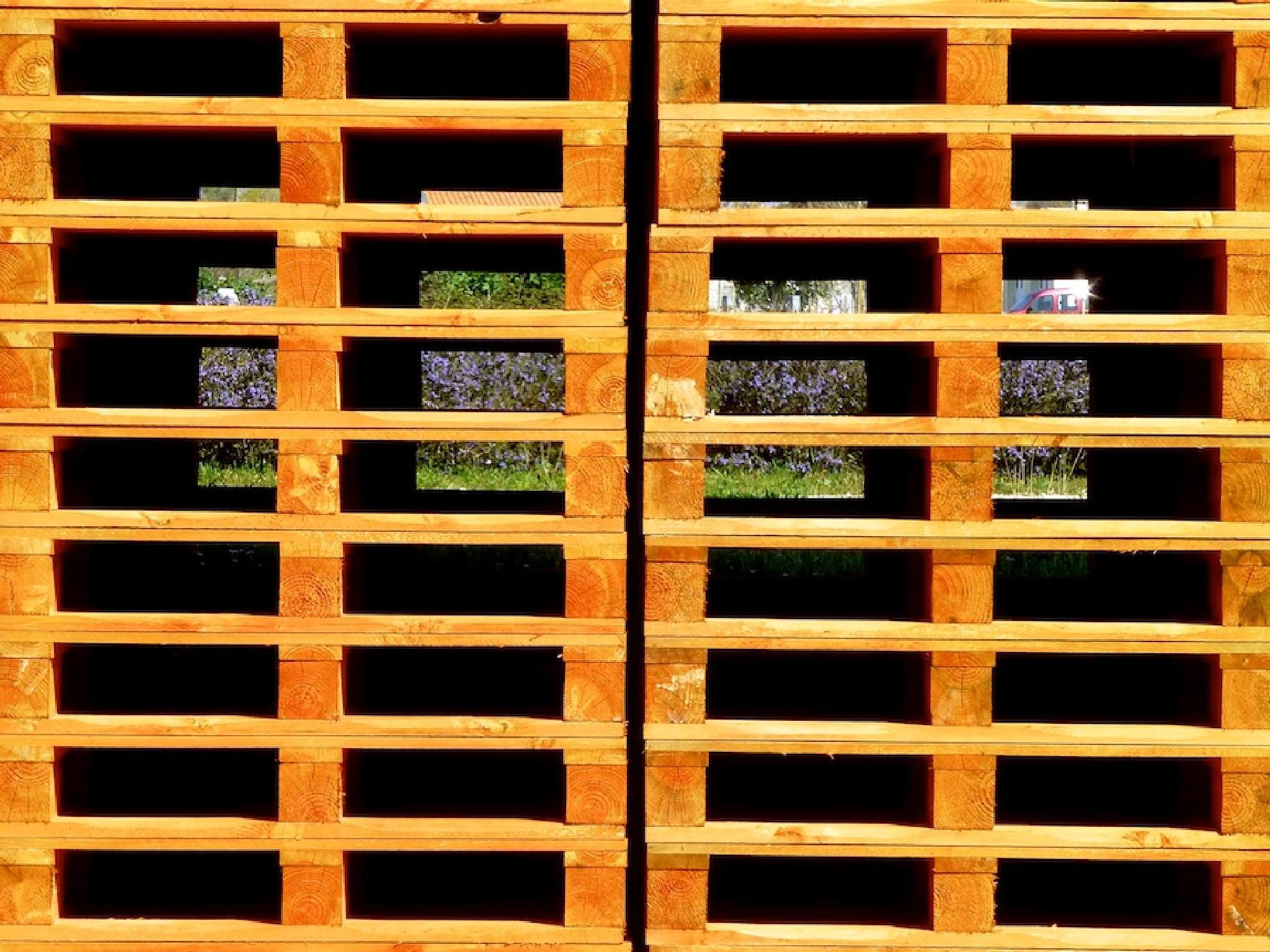 Pallet Storage by christian.nesler1