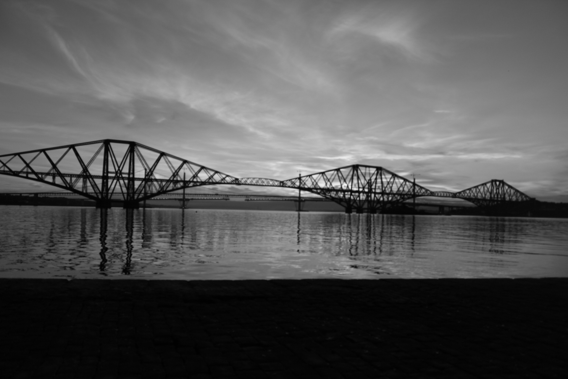 The Three Forth Bridges by smithlinton