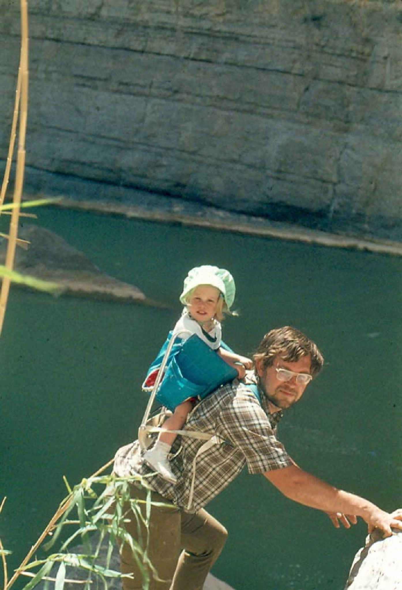 Jenny and Brady, Rio Grande by Brady Williams
