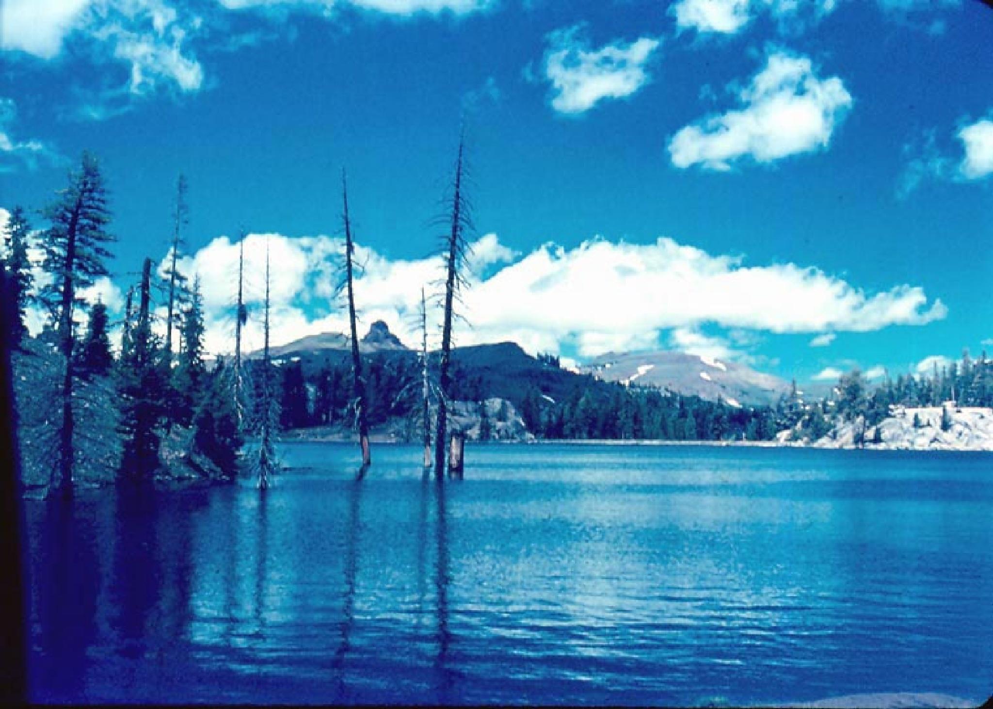 Lower Sunset Lake by Brady Williams
