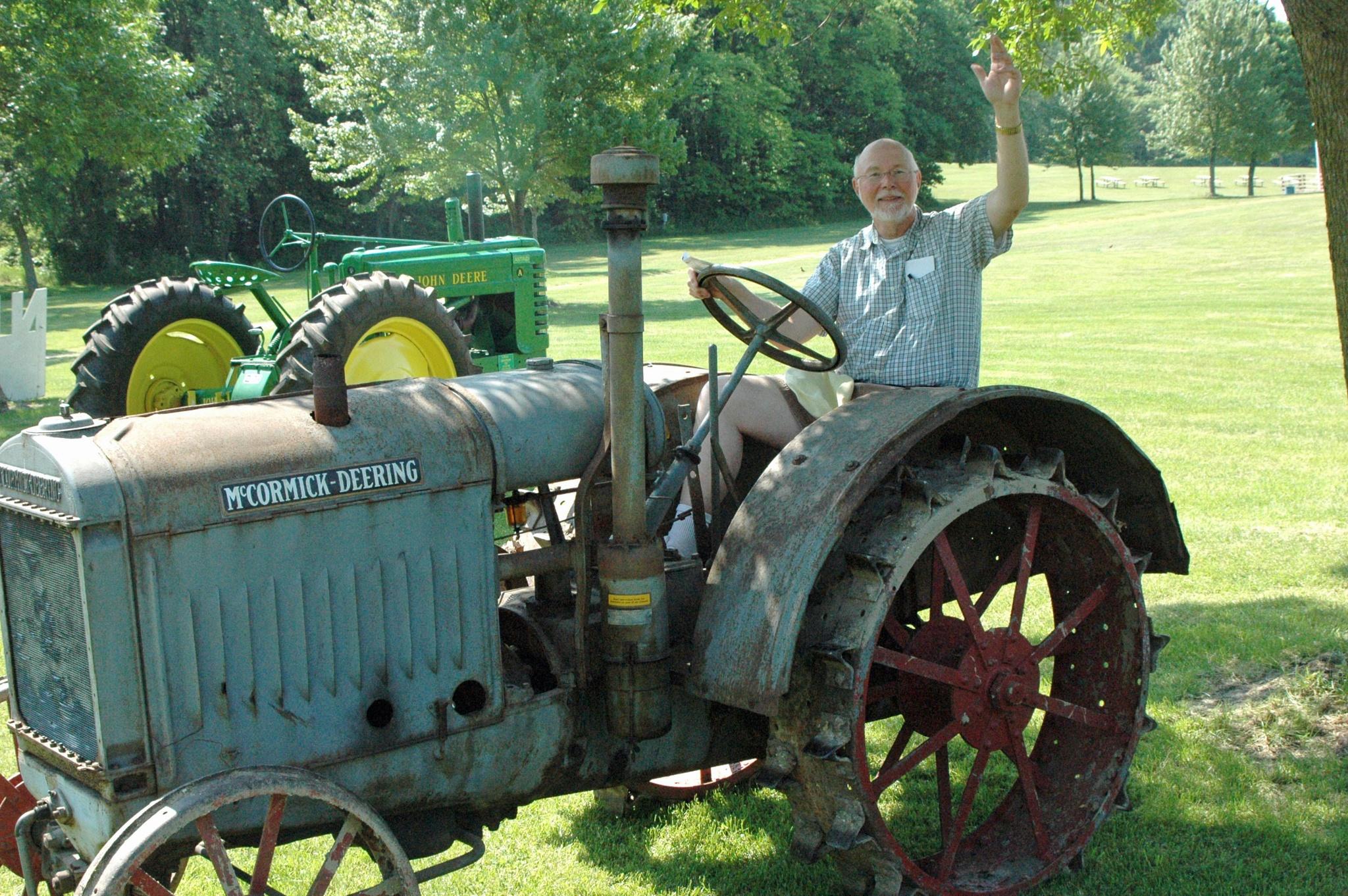 Tractor Show by Brady Williams