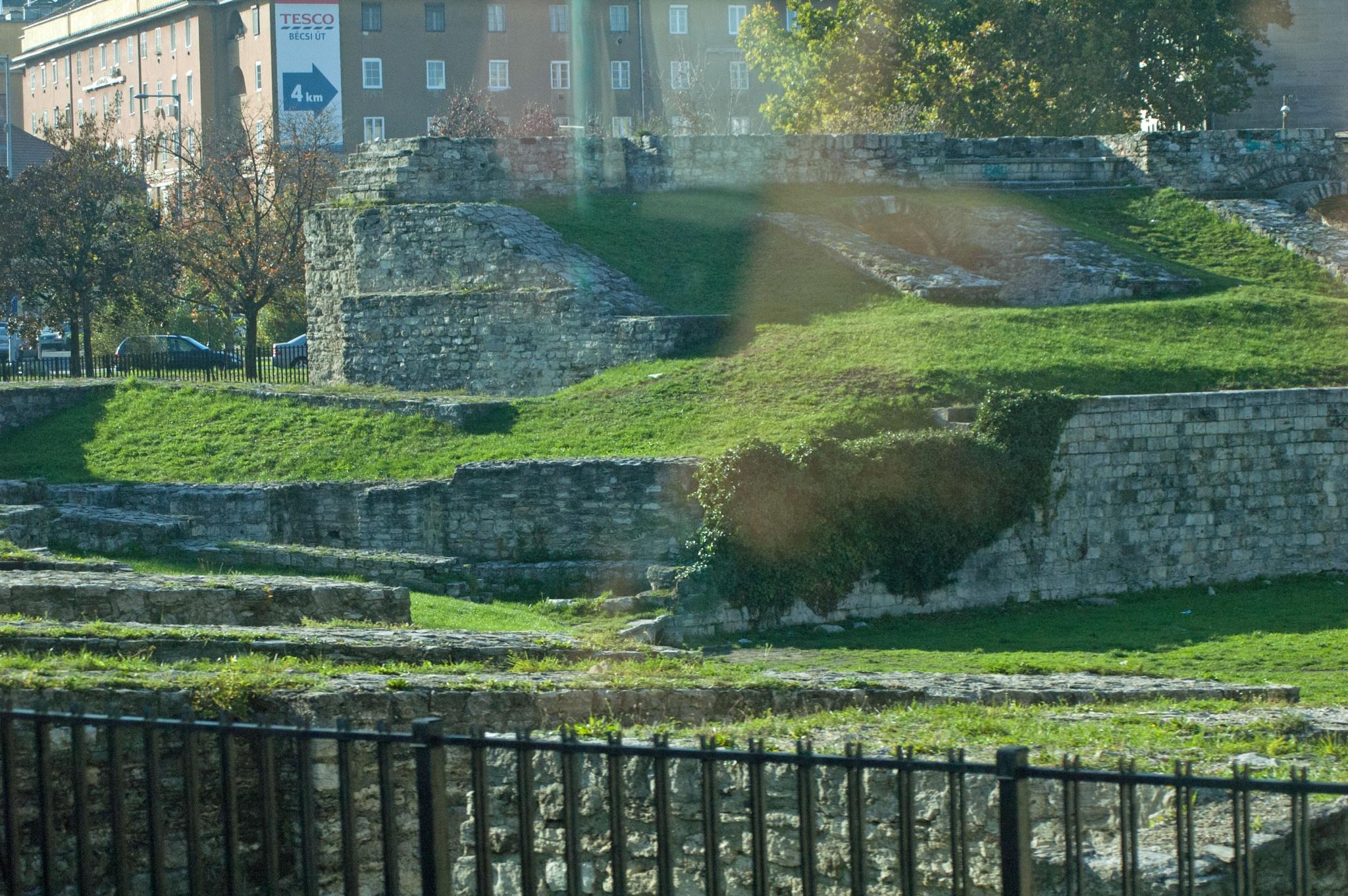 Roman Amphitheater by Brady Williams