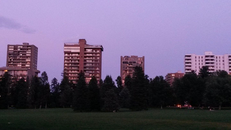 cheesman park at dusk by mary.c.bergin.3