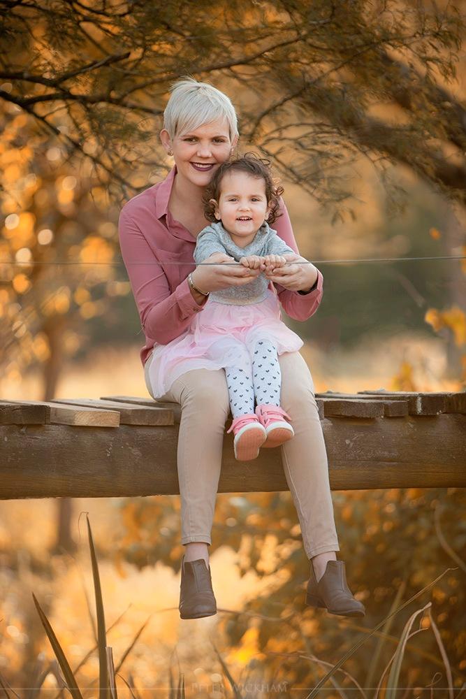 Mom & daughter by peter.wickham3