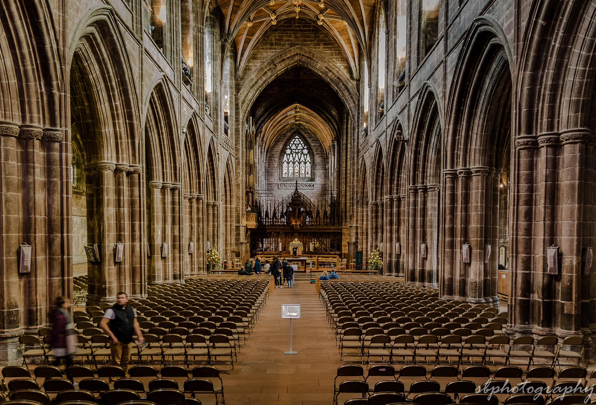 chester cathedral,  by shaun