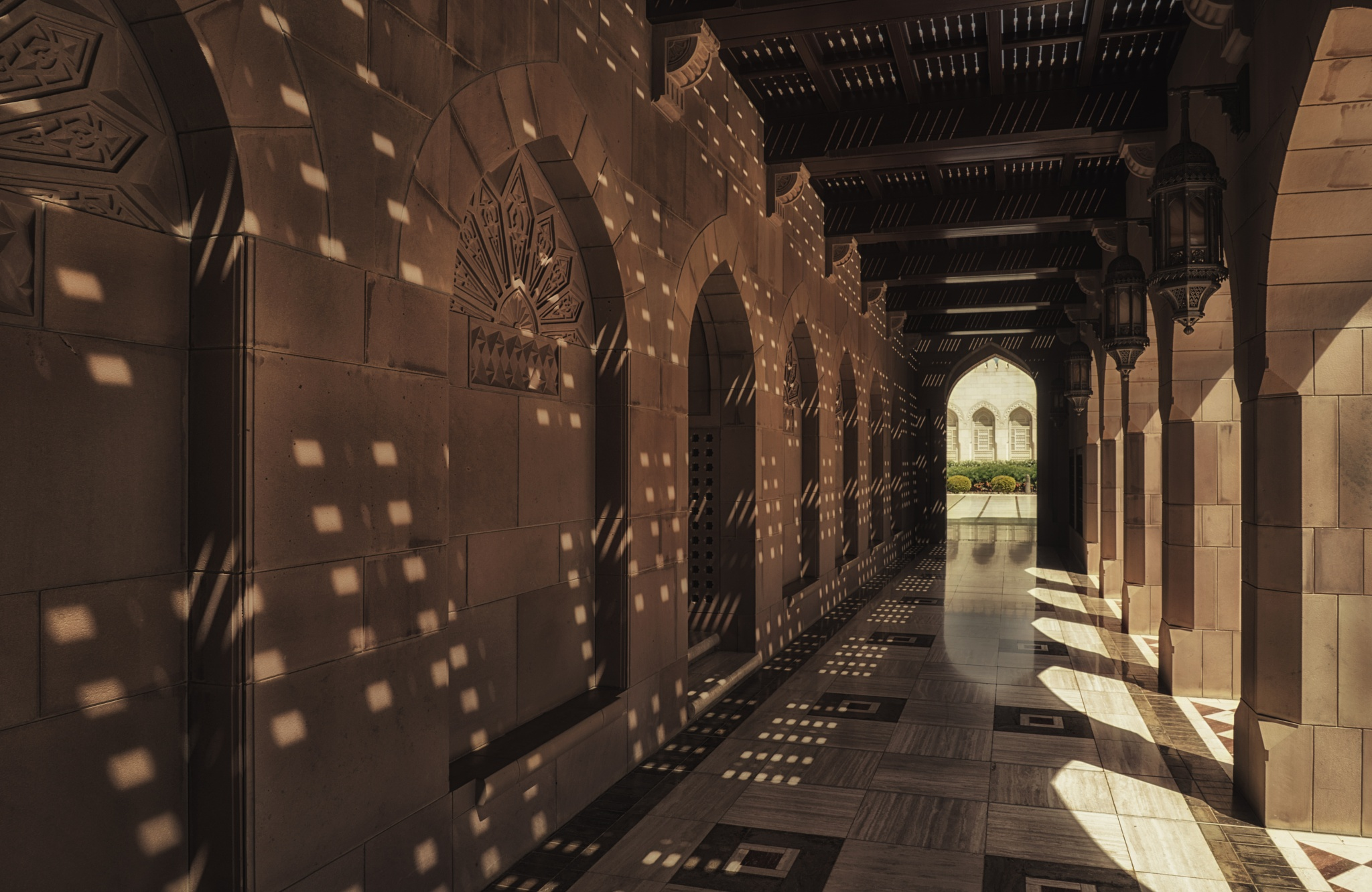 At the mosque by janpw