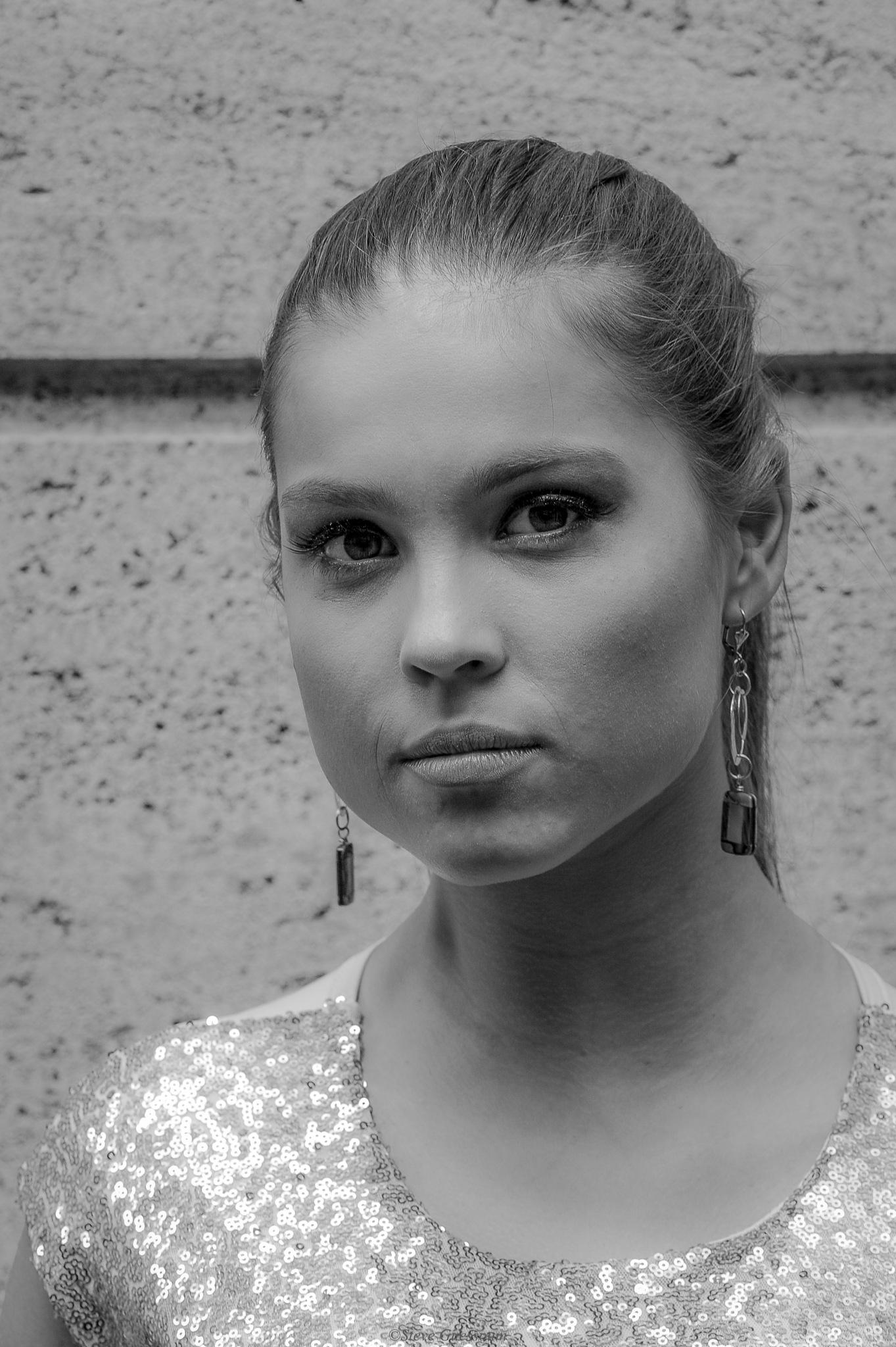 Model: Emily Van Leeuwen  by Steve Guessoum