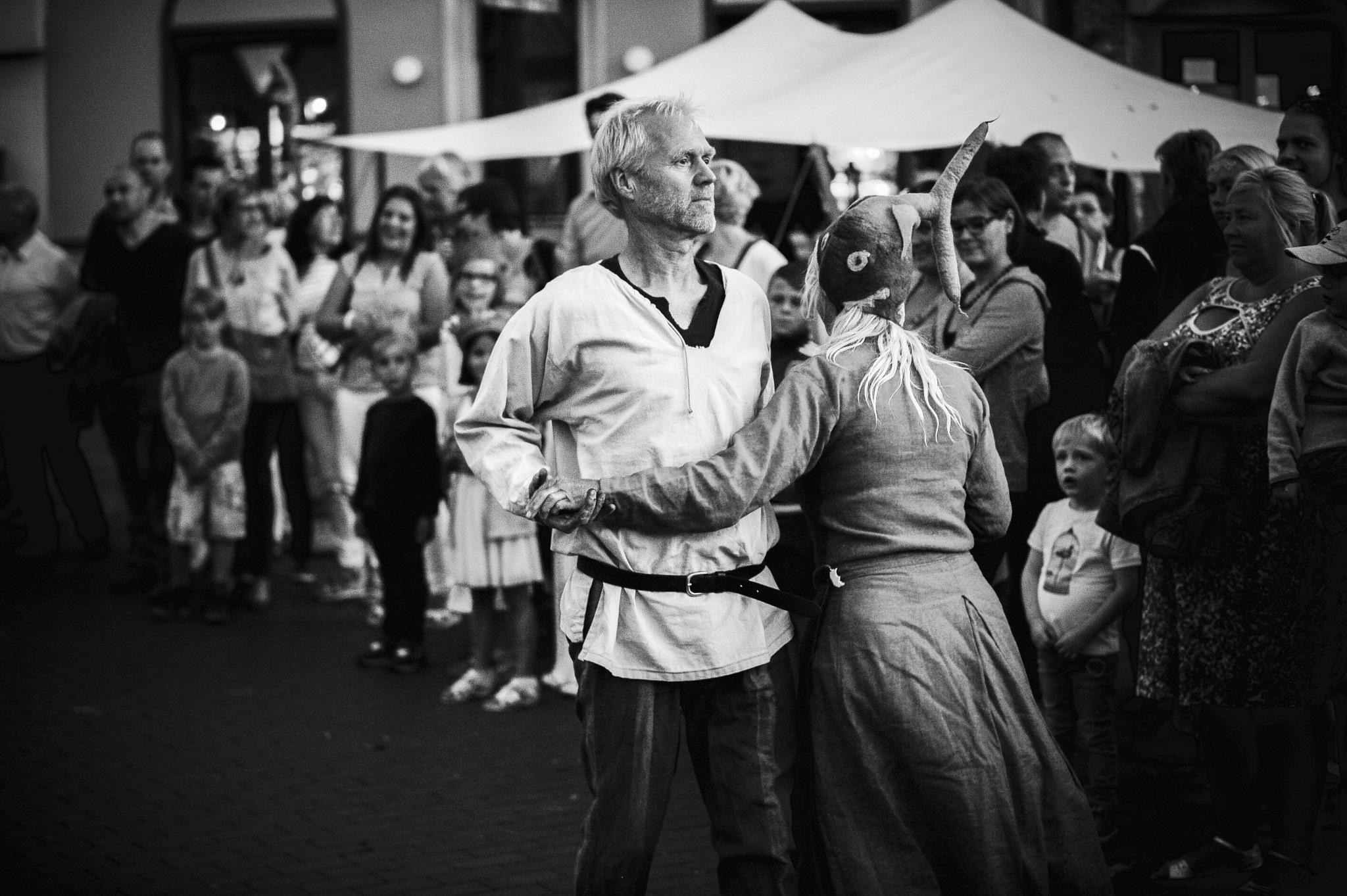 dance till we drop by Steve Guessoum