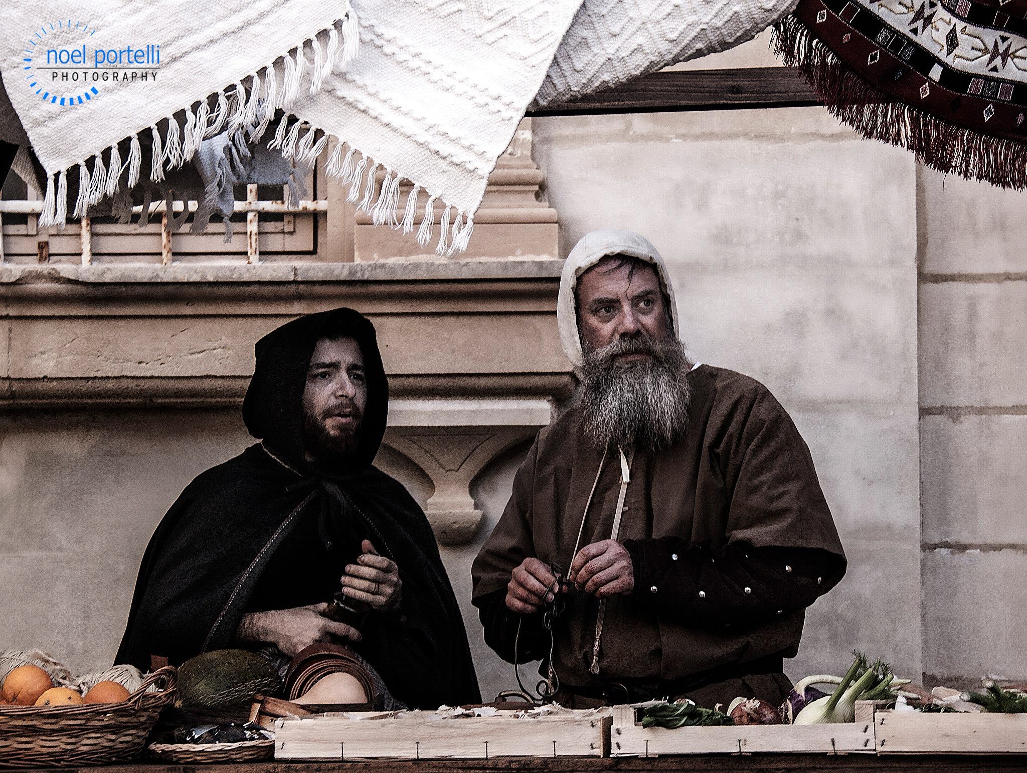 Medieval Mdina 2017 by Noel Portelli