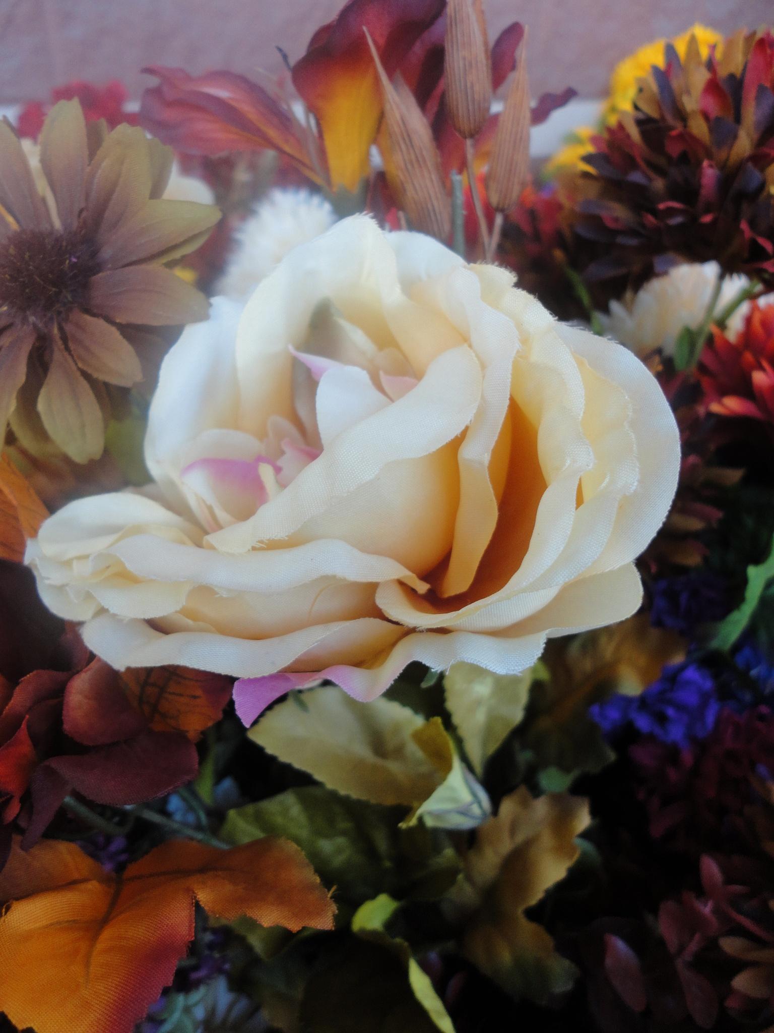 Imitation Rose by nancy.mitchell3