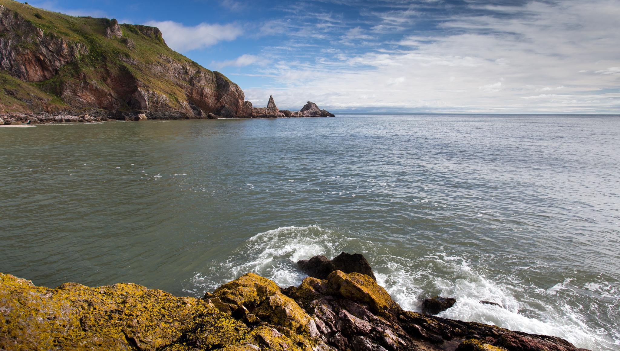 Anstey's Cove - Torquay by messedupmojo