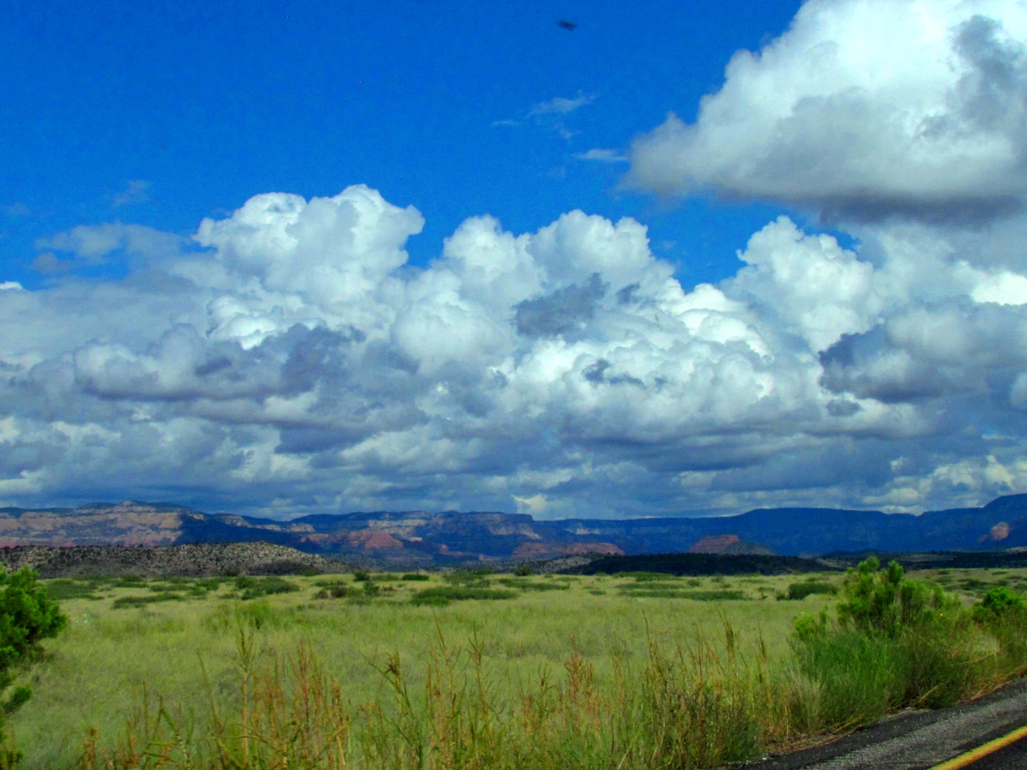 Sedona in the Distance by molterserrano
