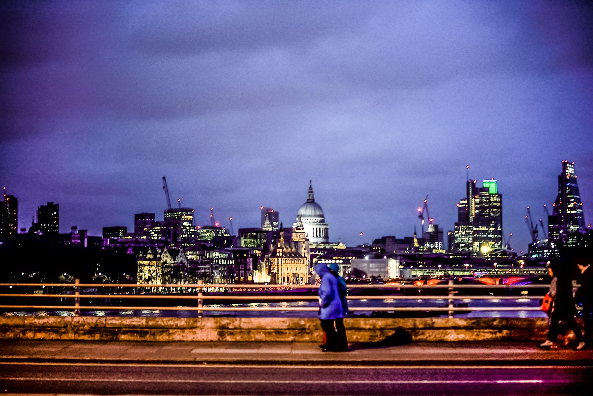 London by Mihai Sirb