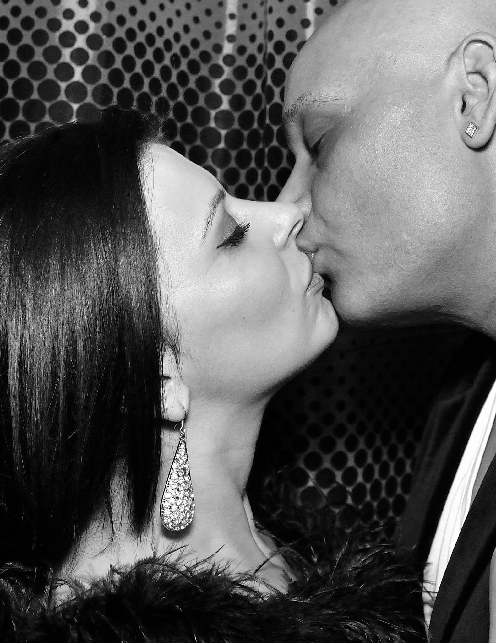 Kiss by Mihai Sirb